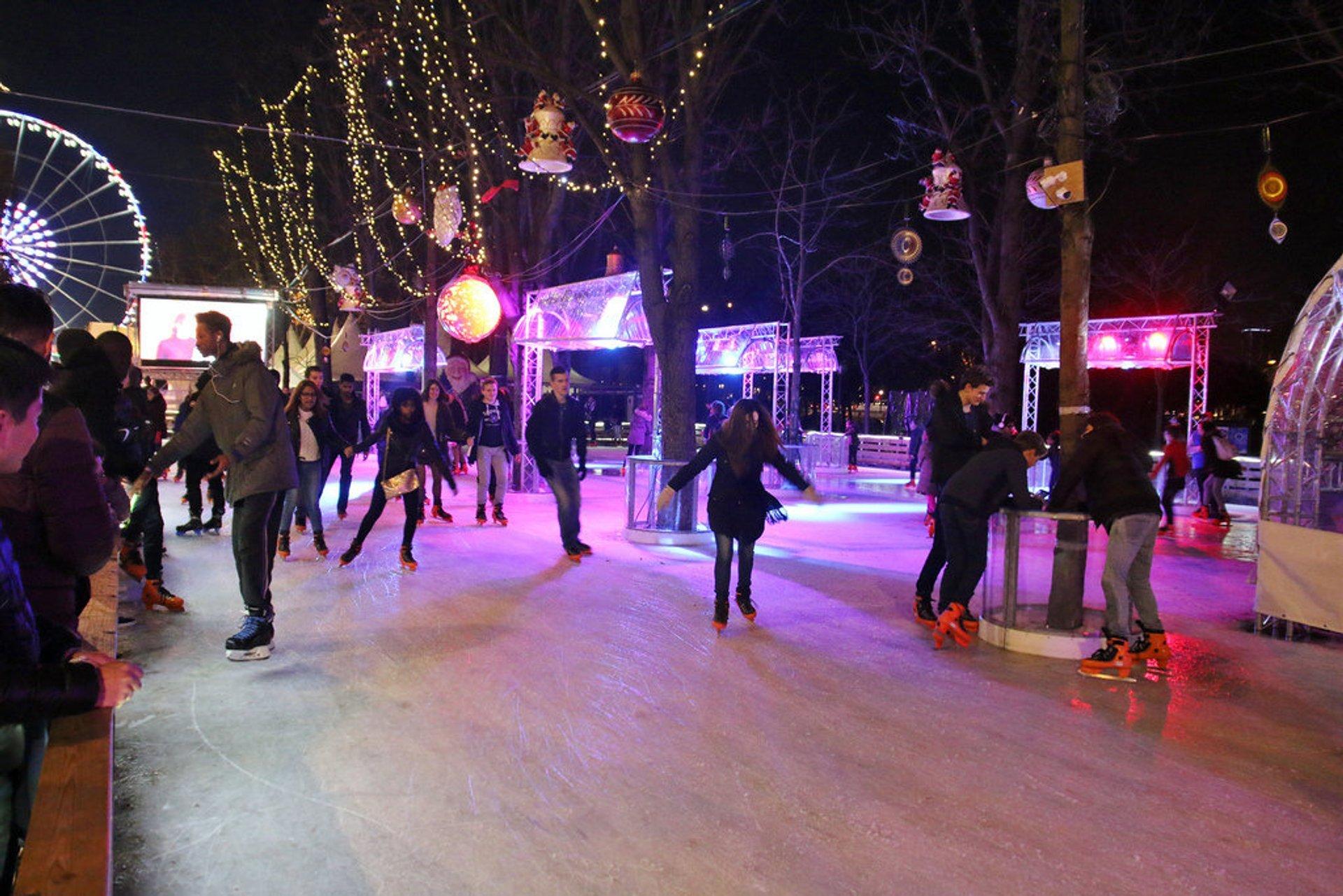 Champs-Élysées - Christmas Market 2020