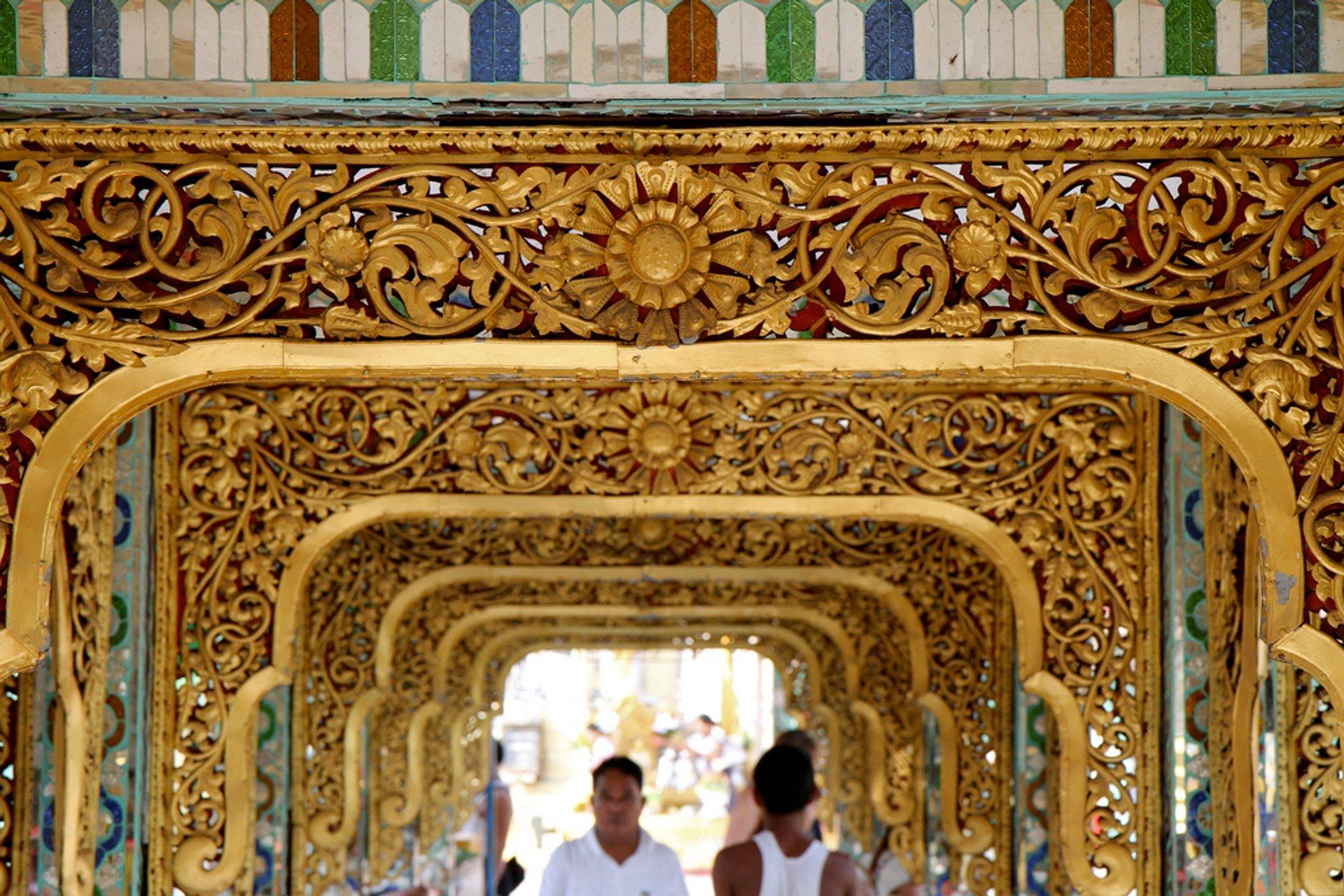 Visit Botataung Pagoda in Myanmar - Best Season 2020
