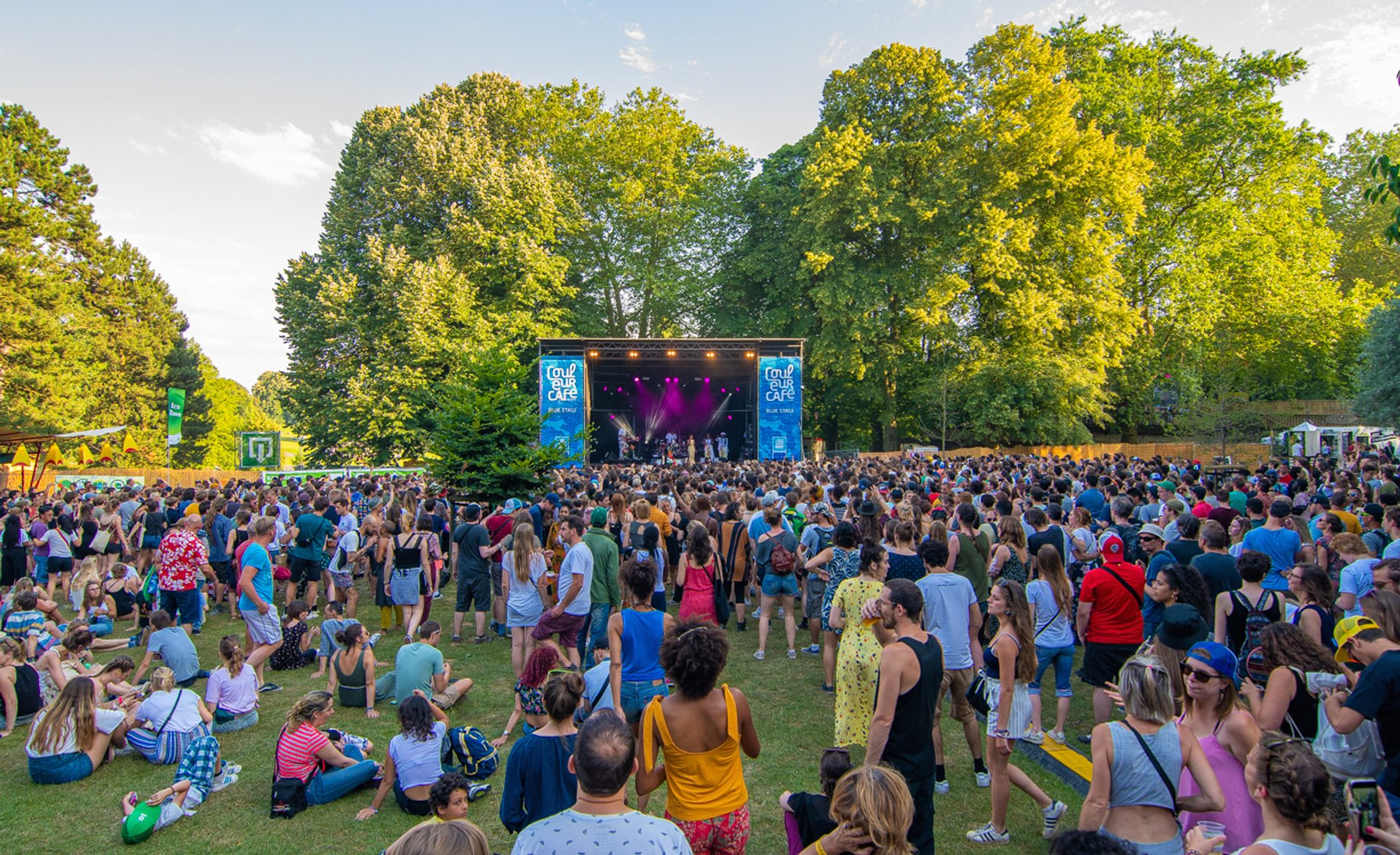 Couleur Café Festival in Brussels - Best Season 2020