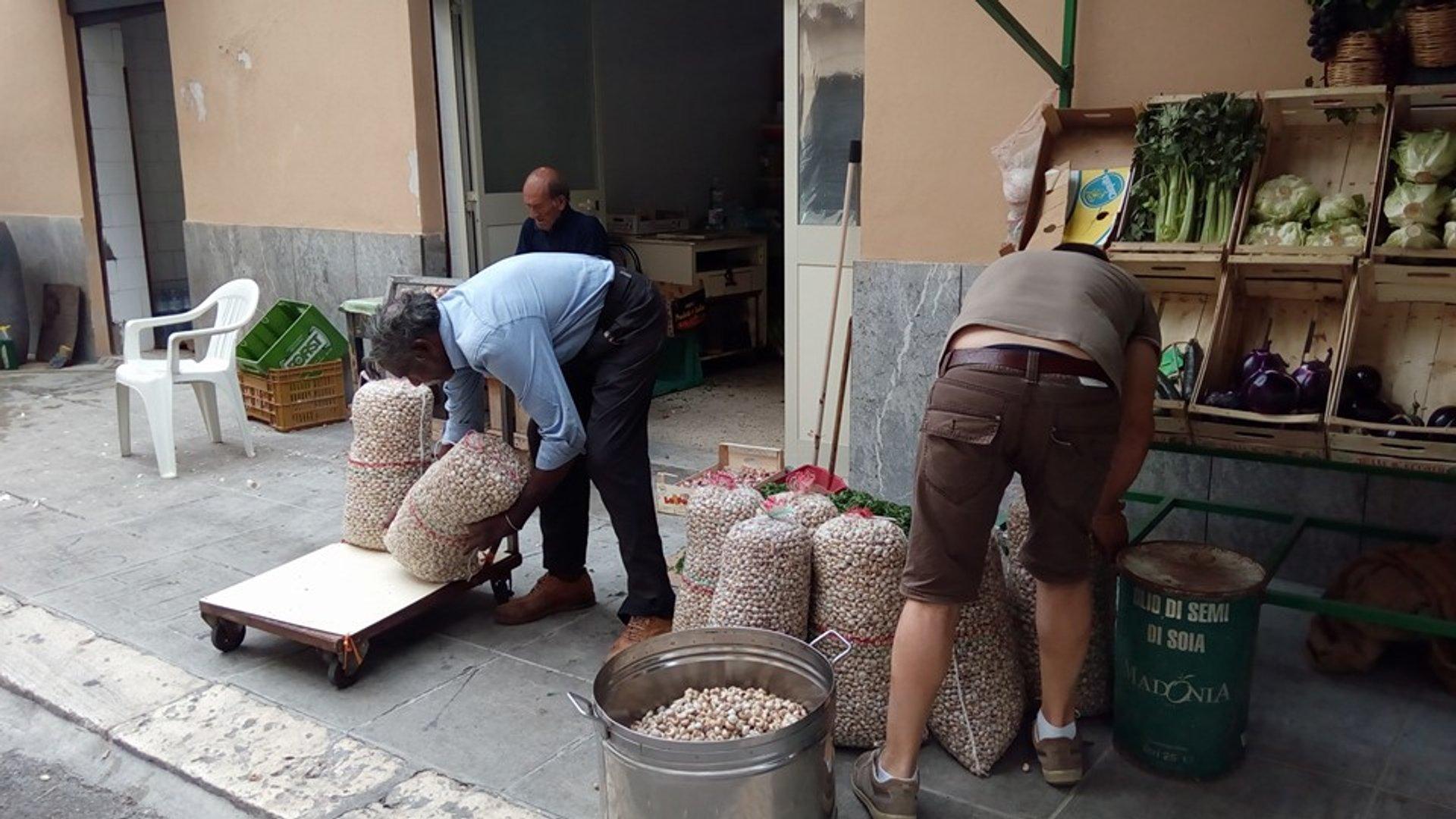 Snails or Babbaluci in Sicily - Best Season 2020