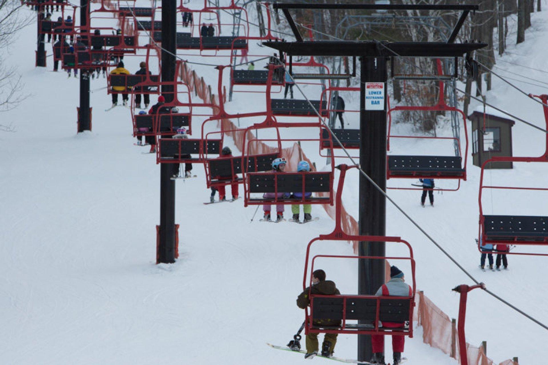 Ski Bradford - Haverhill 2020