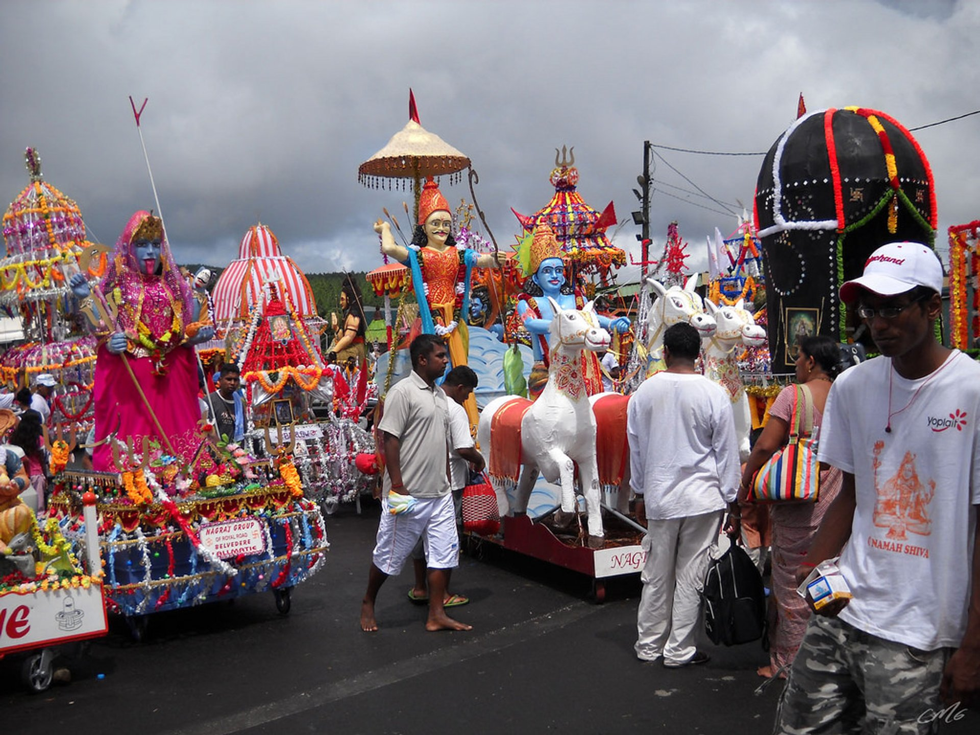 Maha Shivaratree Celebration in Mauritius 2020 - Best Time