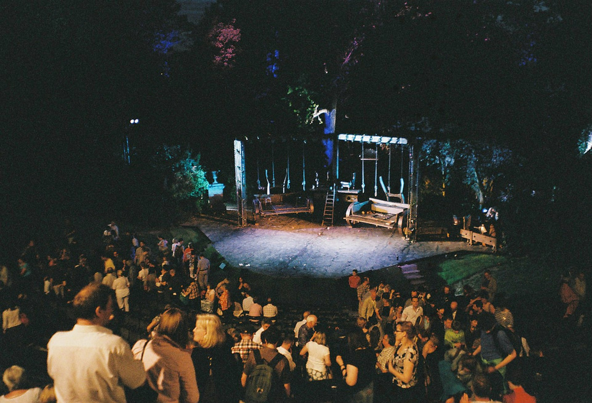 Regent's Park Open Air Theatre in London - Best Season 2020
