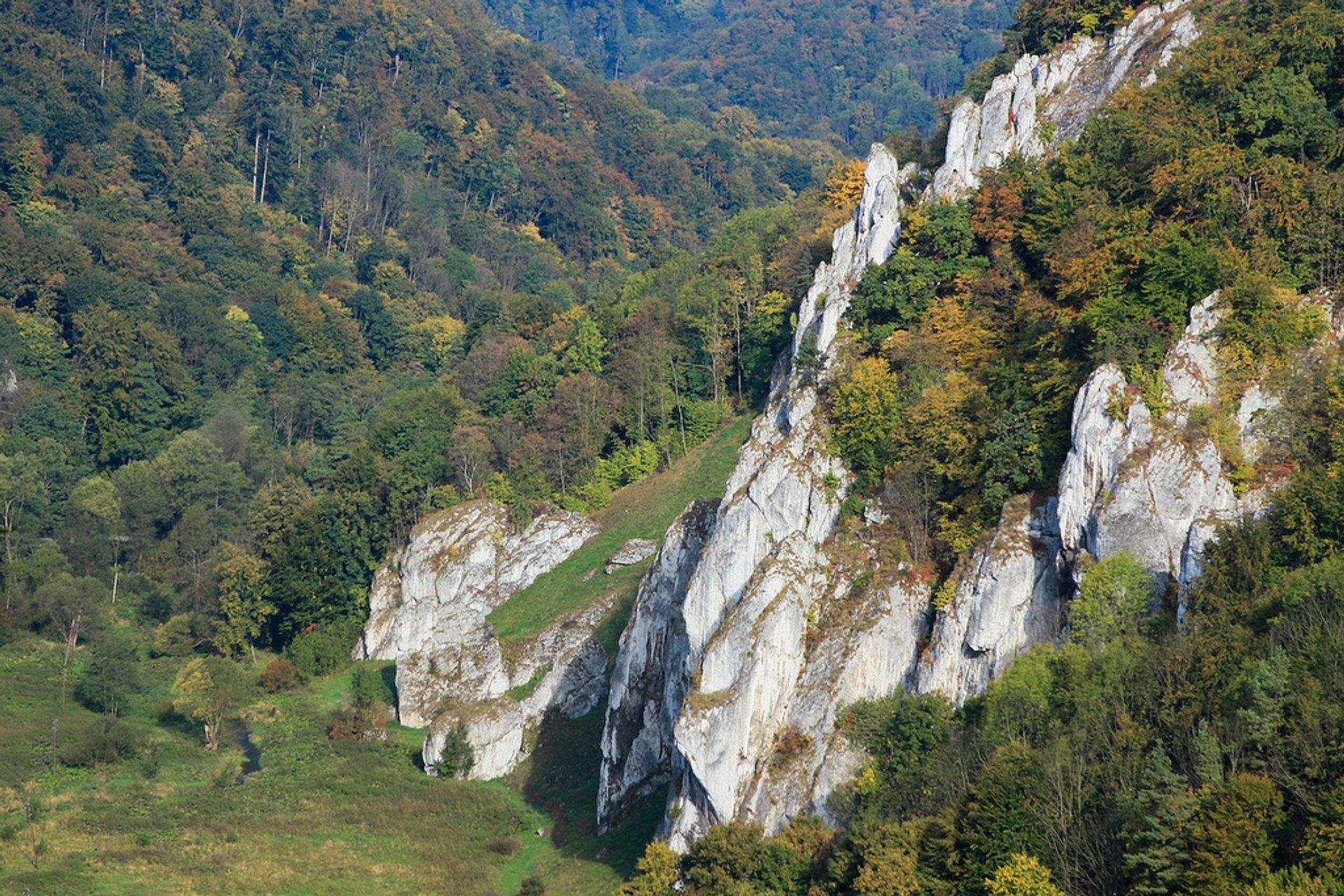 Hiking in Ojców National Park in Krakow - Best Time