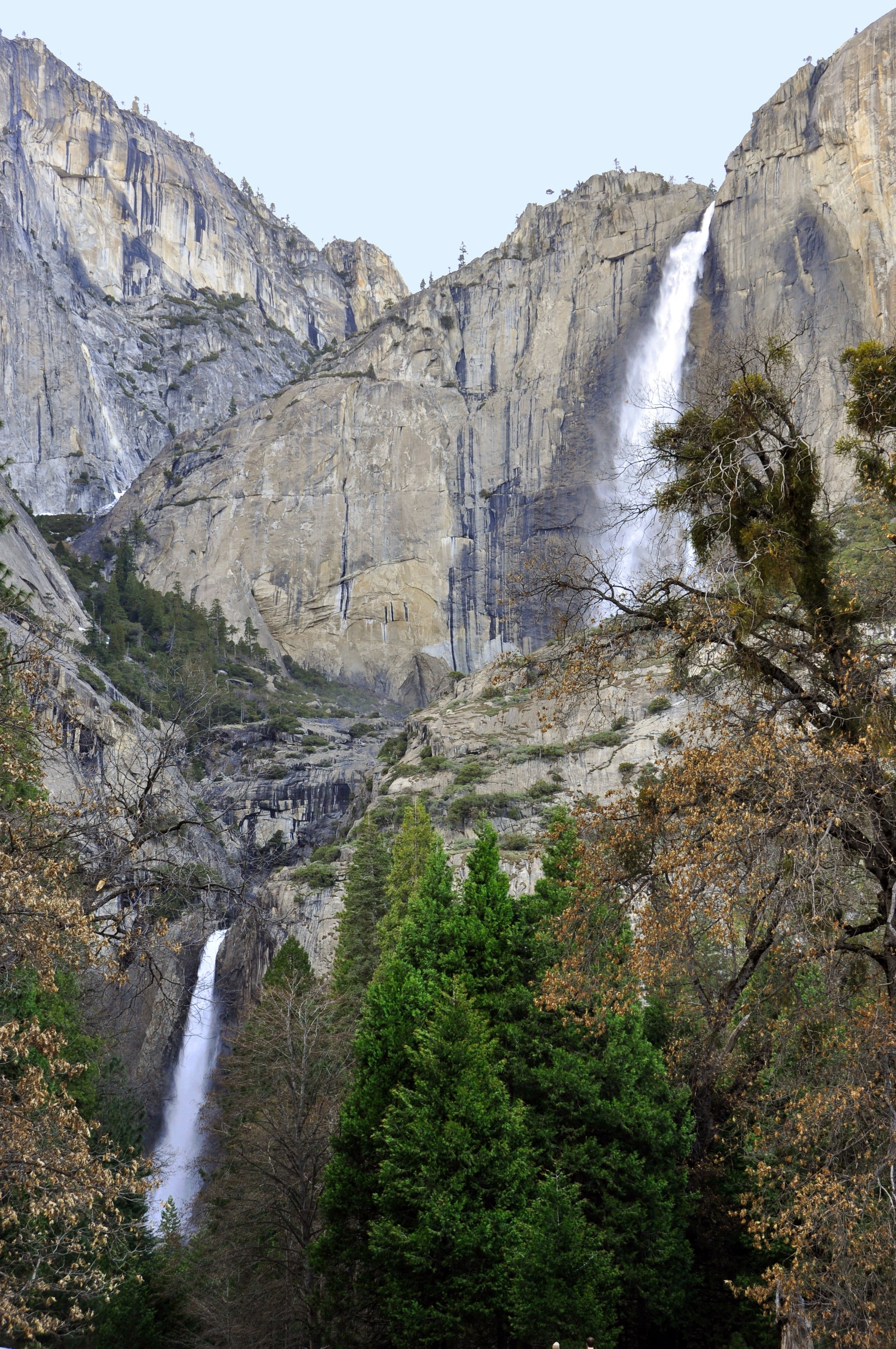 Yosemite Falls in Yosemite - Best Season 2020