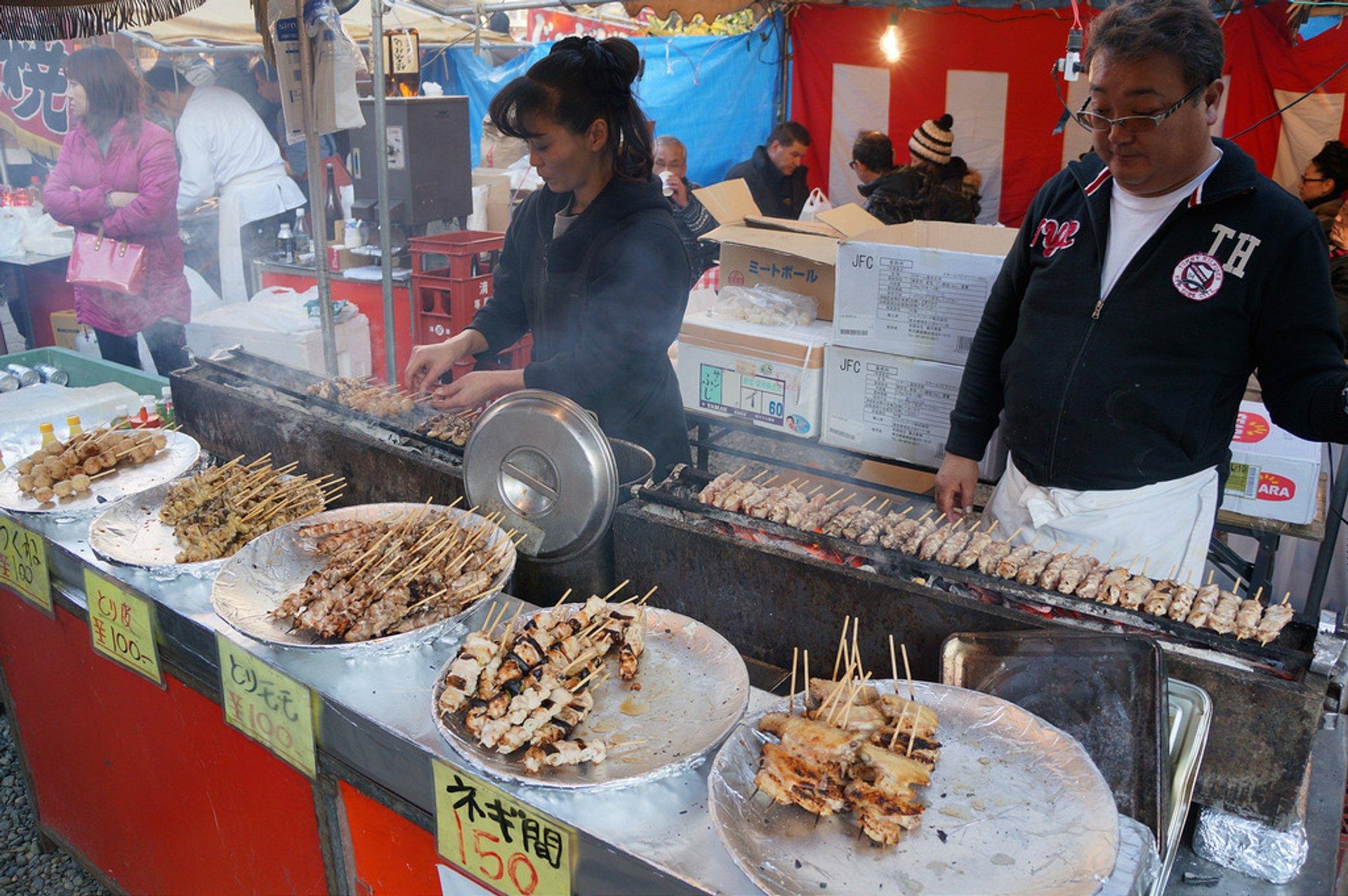 Best time for Ako Gishi-sai Festival 2020