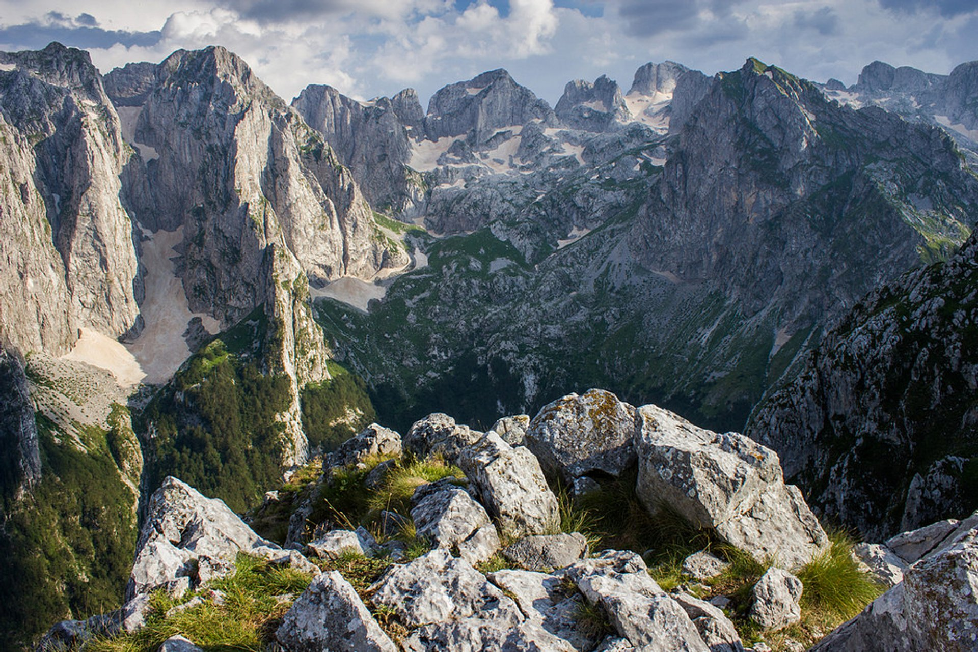 Best time for Prokletije National Park in Montenegro