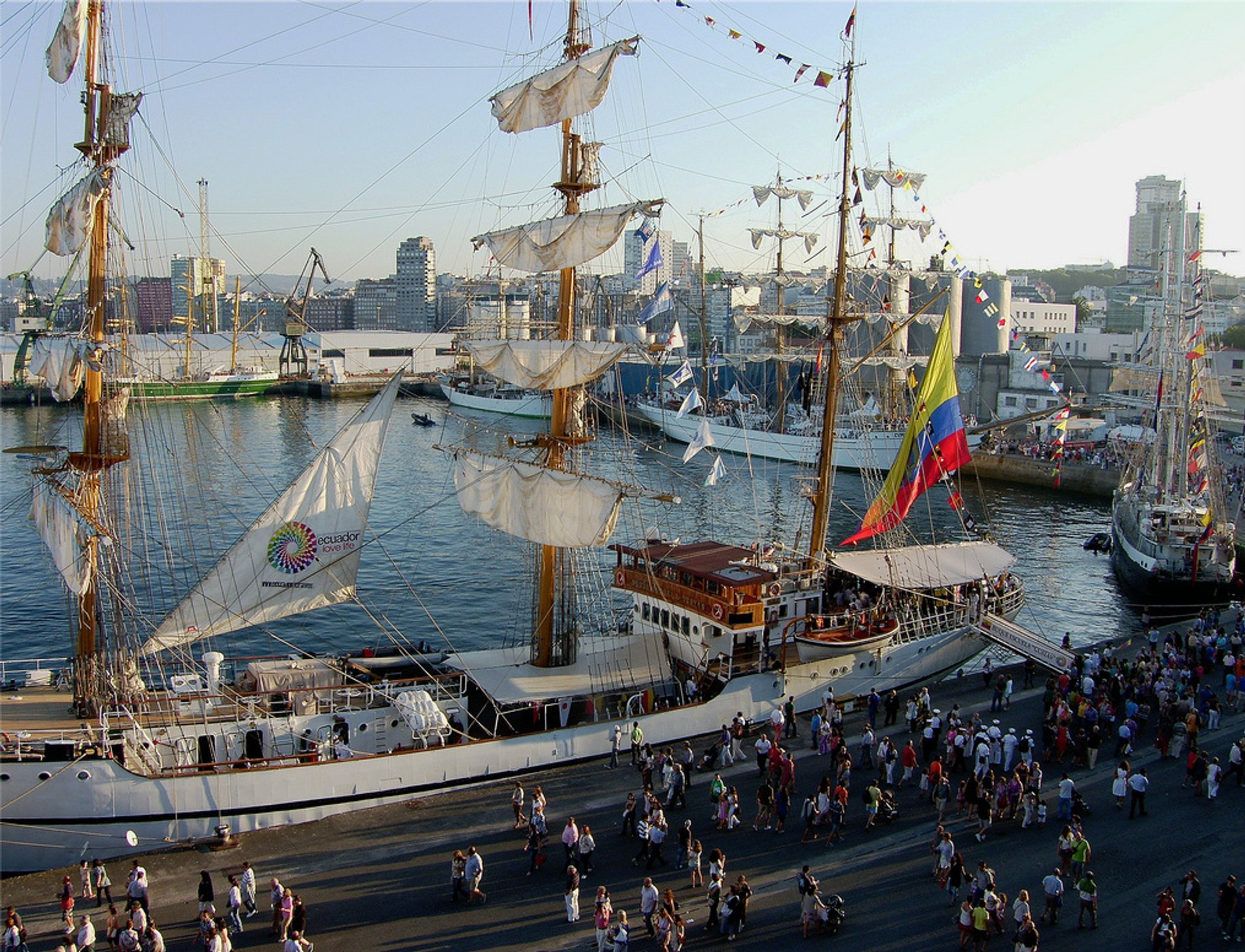 The Tall Ship Races in Portugal - Best Season 2019