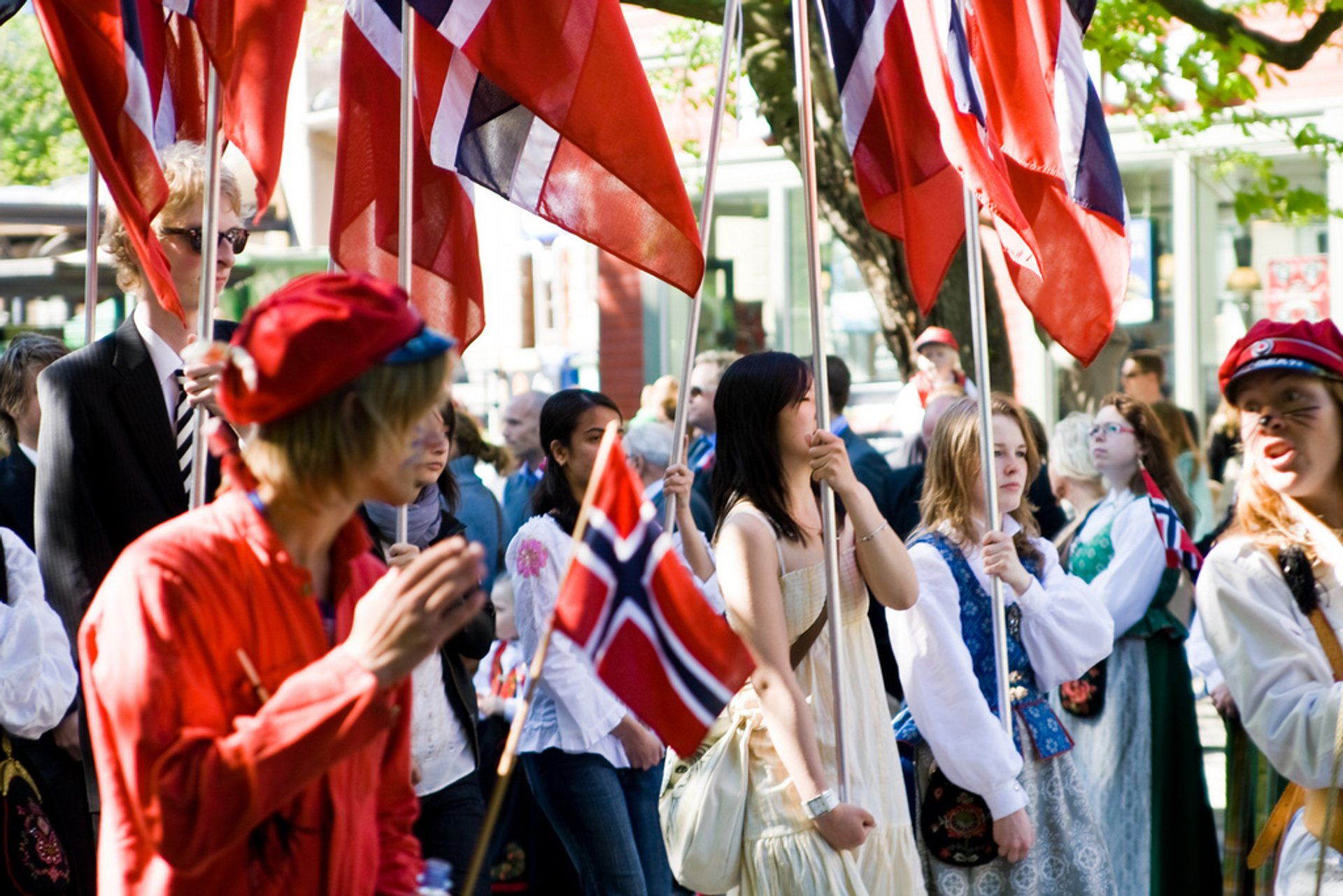 Norway's National Day in Norway - Best Season 2020