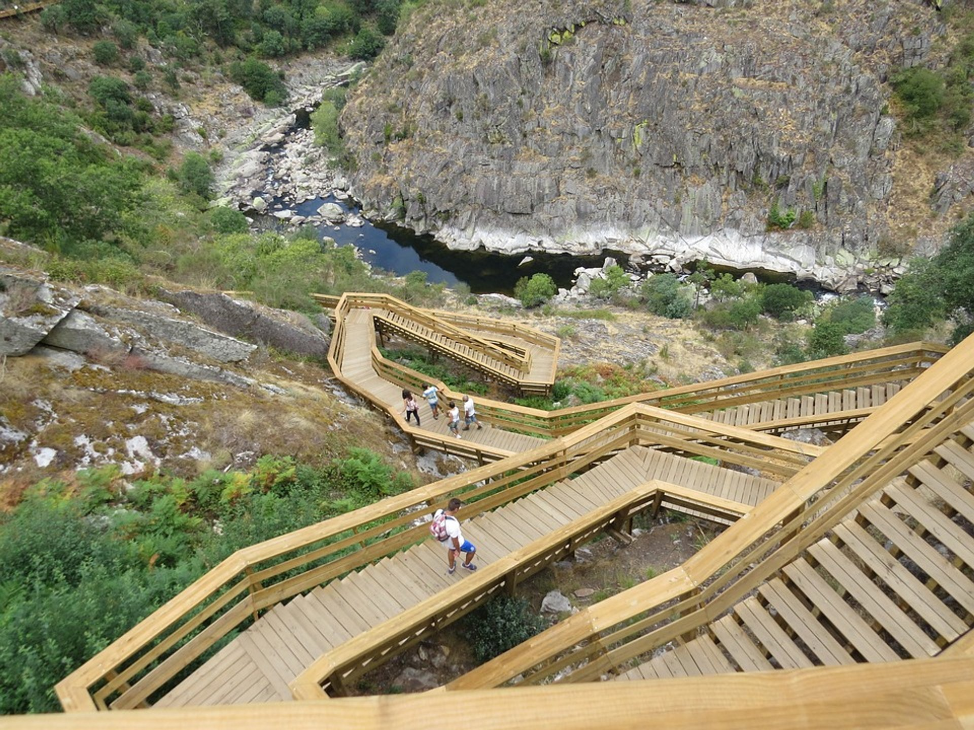 Passadiços do Paiva or Paiva Walkways in Portugal 2019 - Best Time
