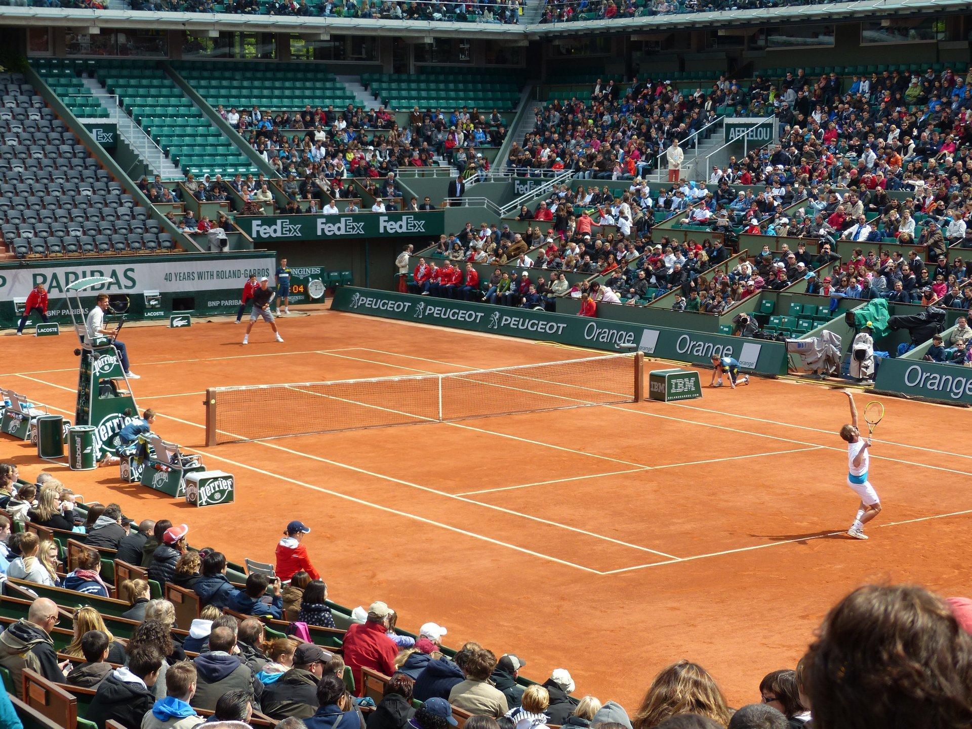 Gasquet v. Berdych at Roland Garros 2013 2020