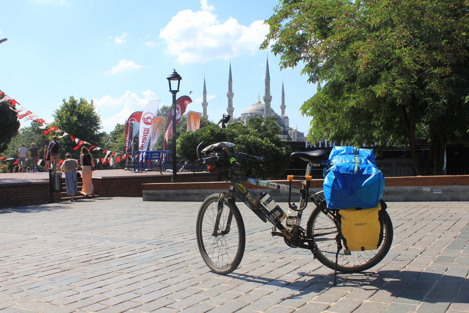 Bicycle Tours in Istanbul - Best Season 2019
