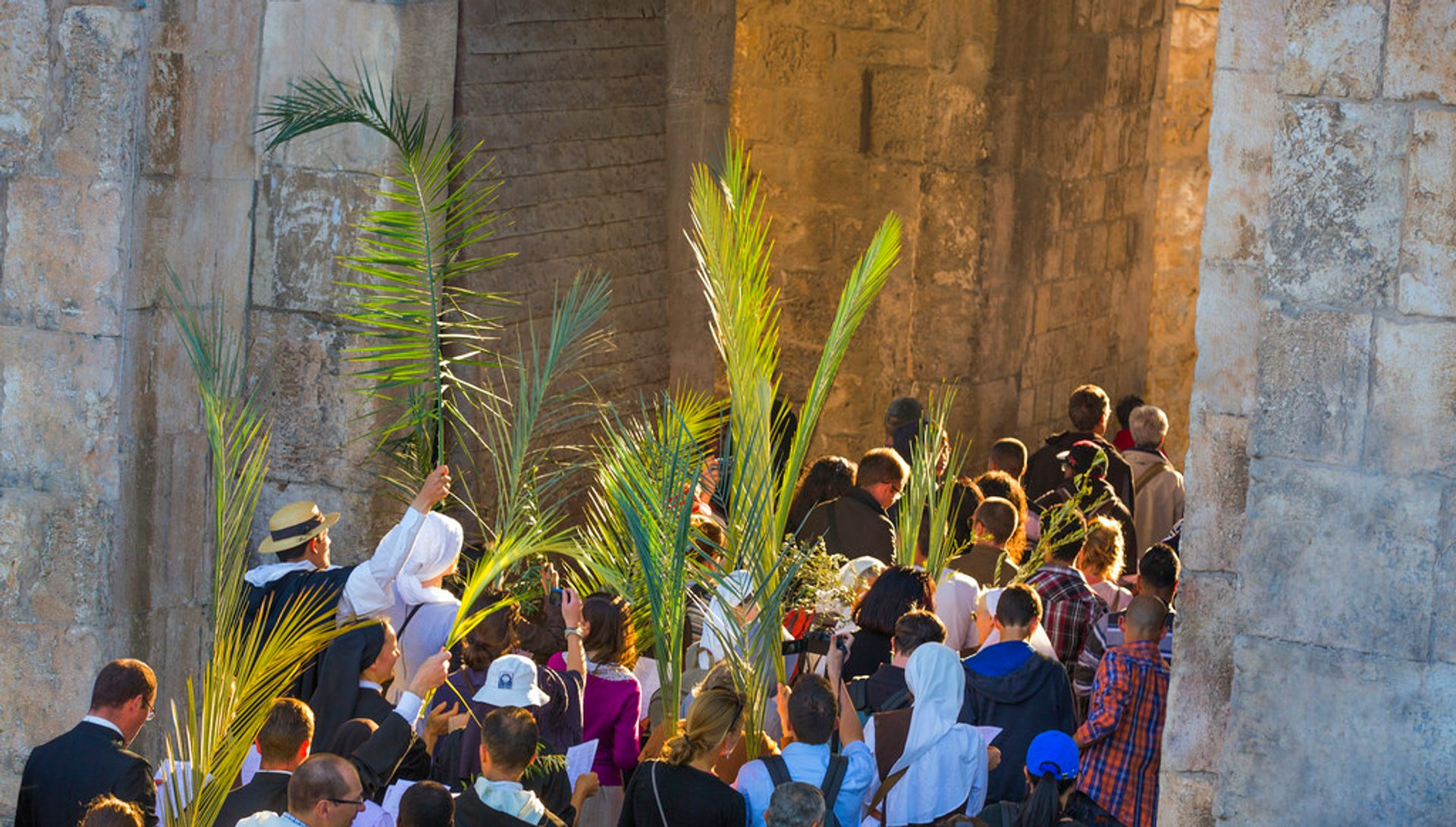 Palm Sunday 2019 in Israel - Dates & Map - photo#36
