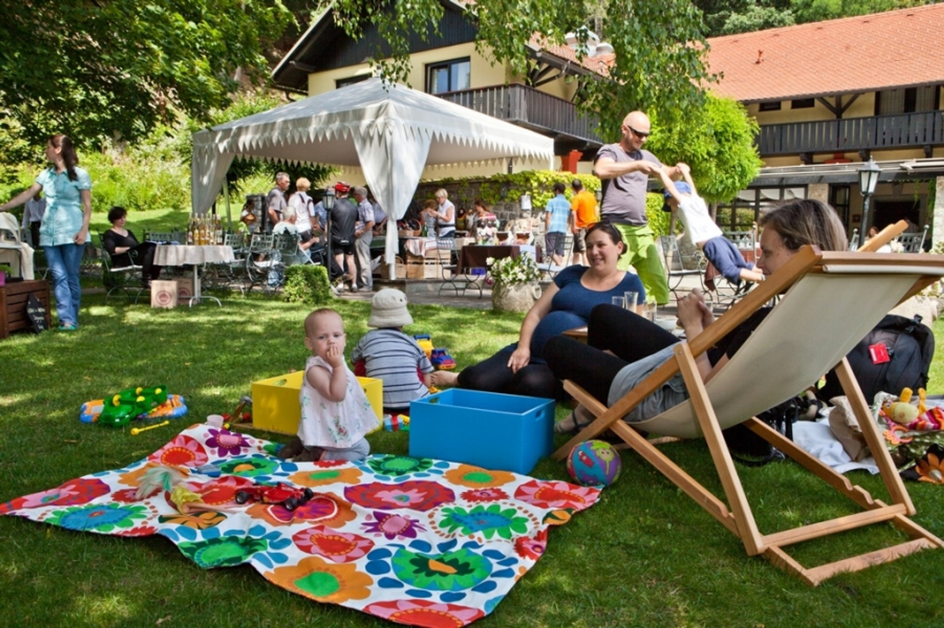 Best time to see Podvin Local Market in Slovenia 2020