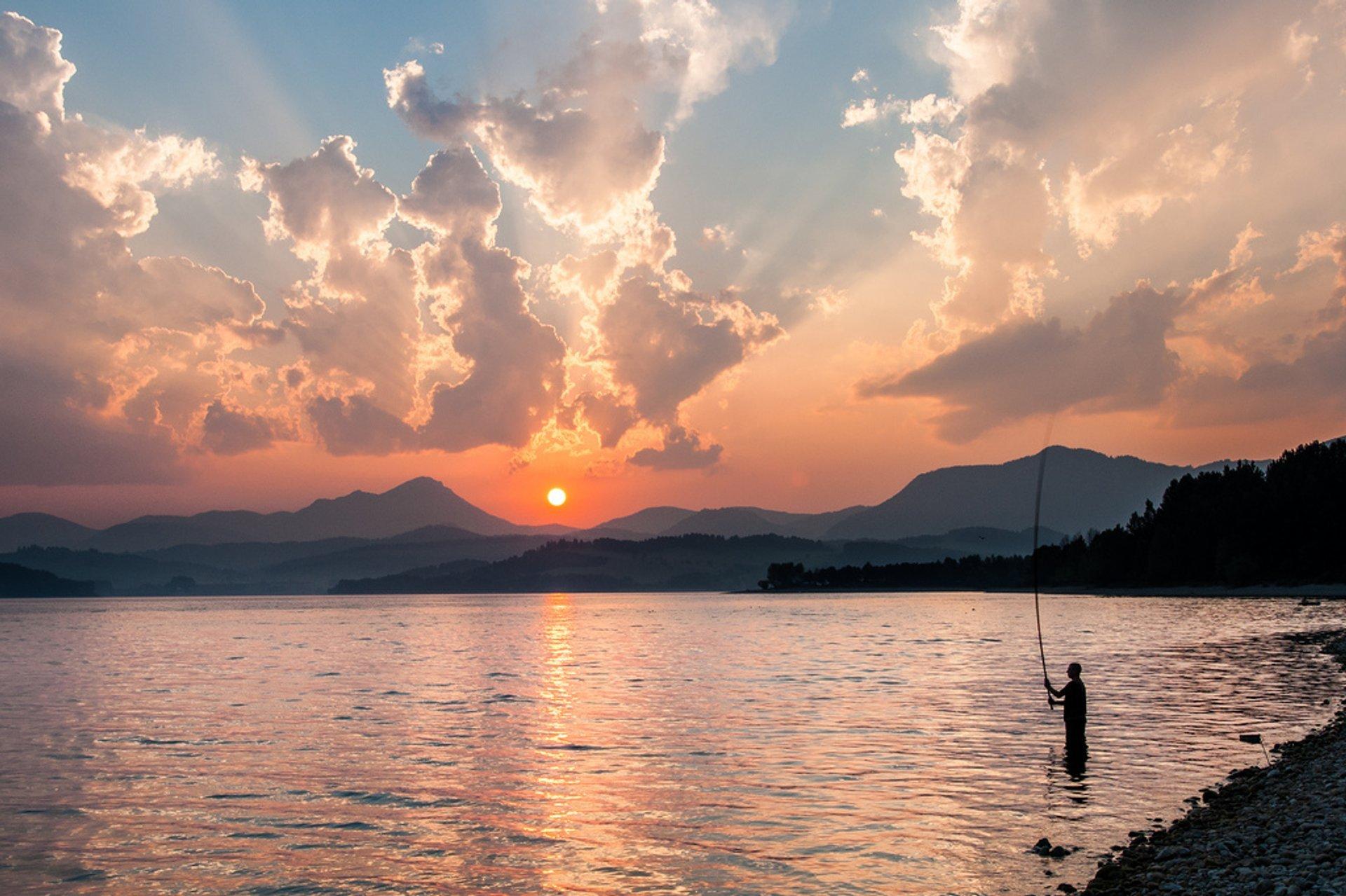 Fishing Season in Slovakia 2019 - Best Time