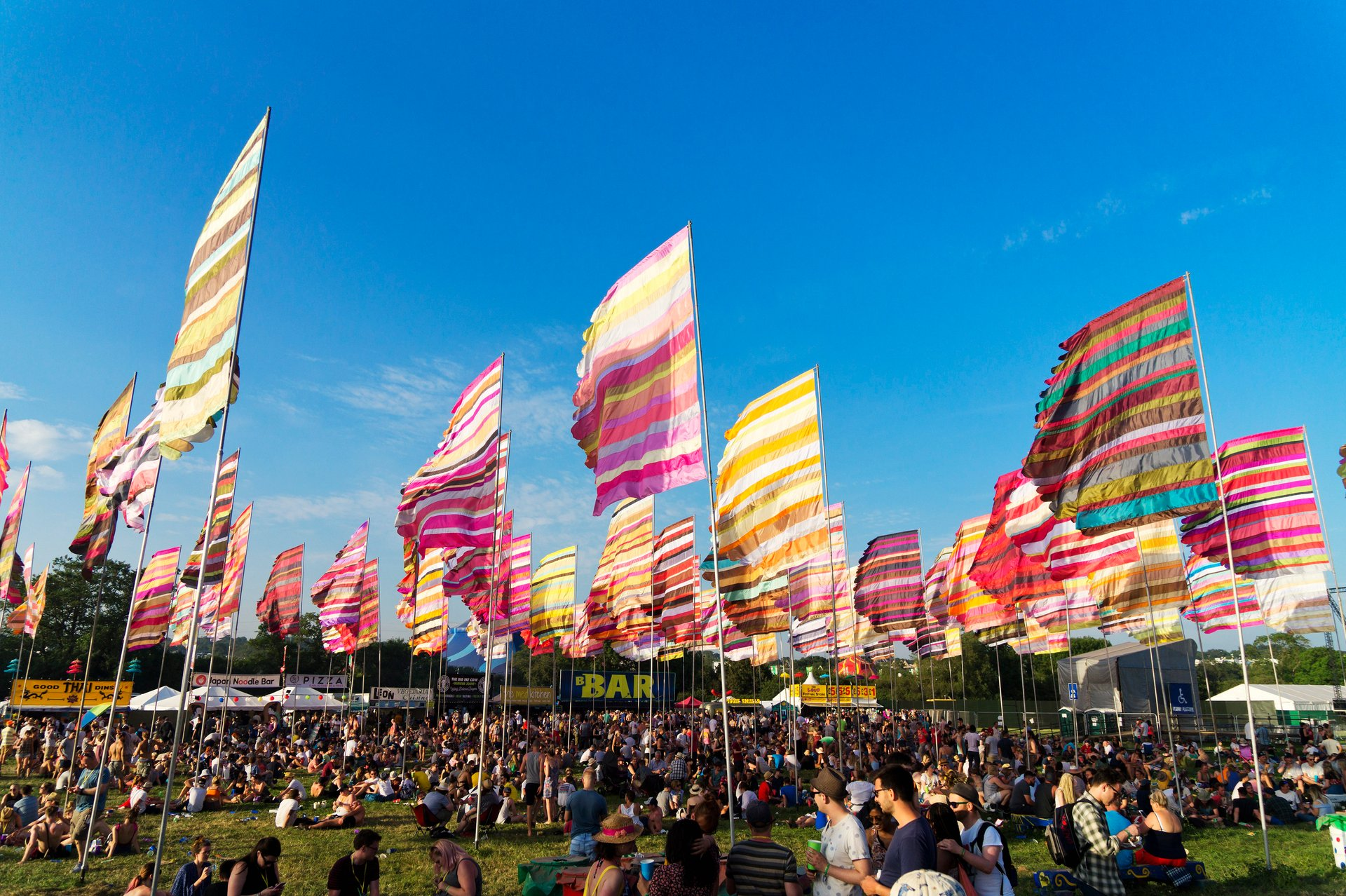 Glastonbury Festival in England - Best Season 2020