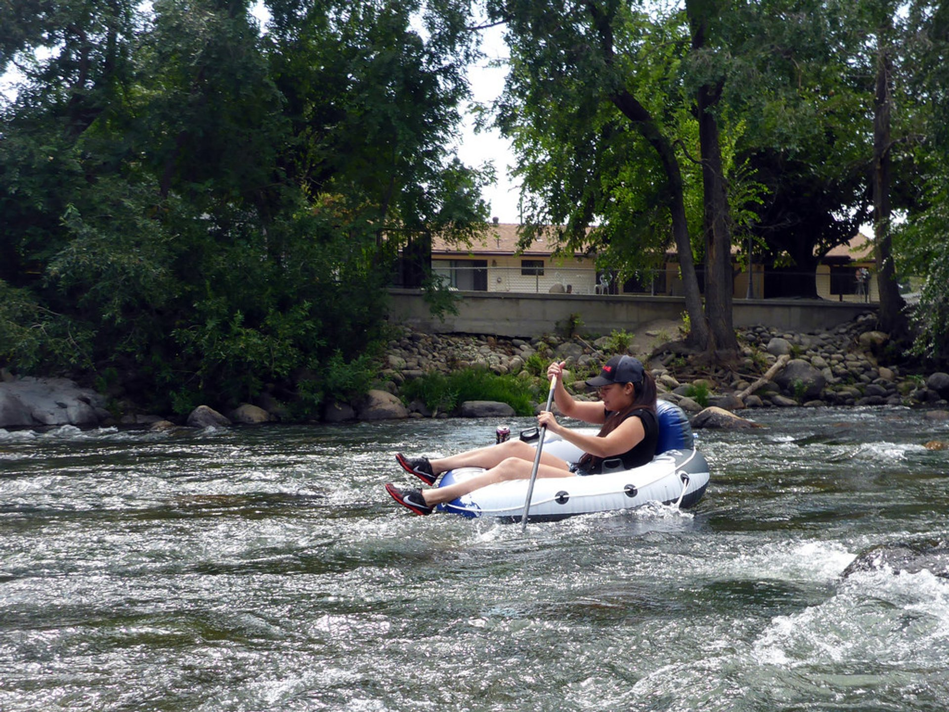 Truckee River Tubing in Nevada - Best Season 2020