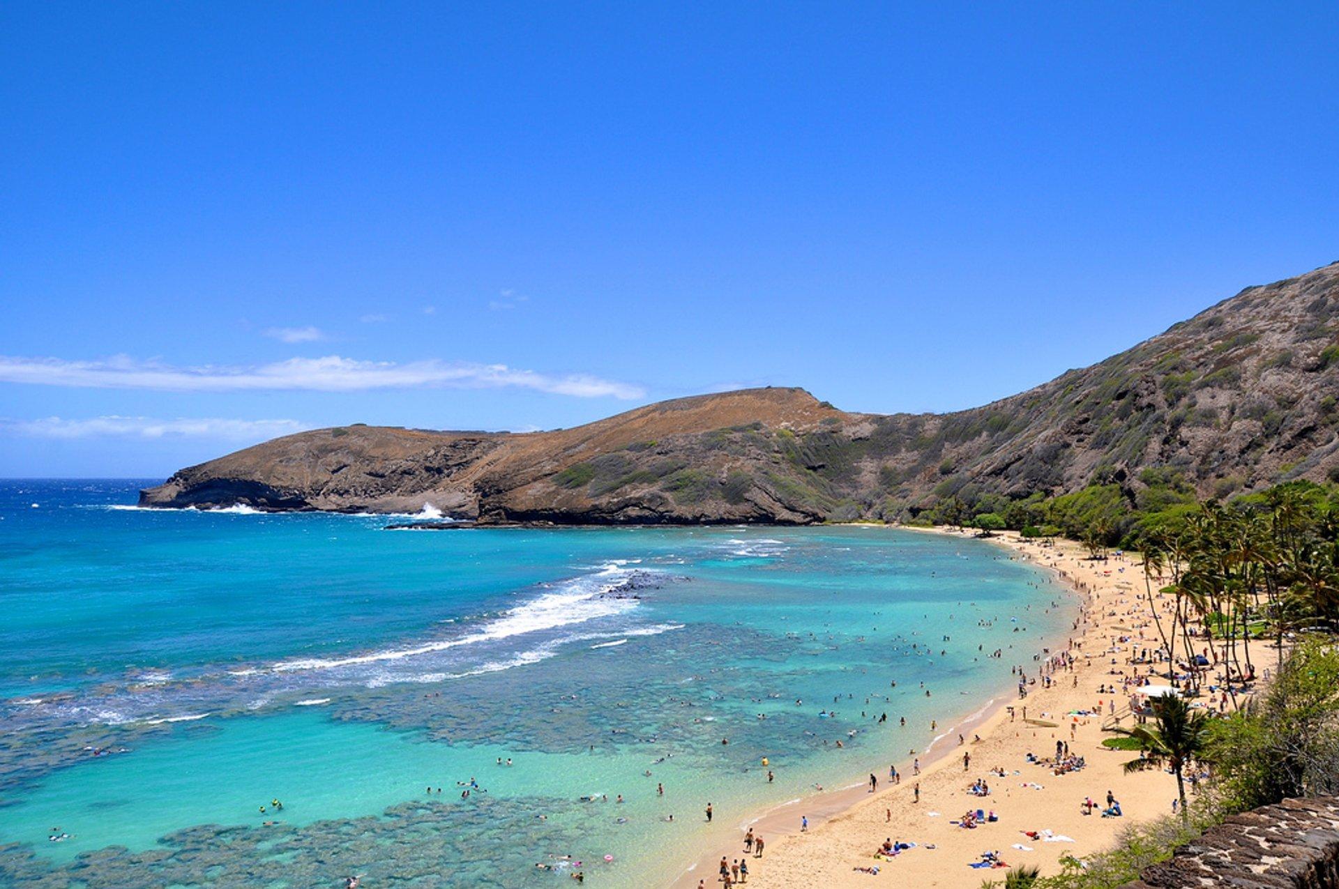 Hanauma Bay Nature Preserve in Hawaii 2019 - Best Time
