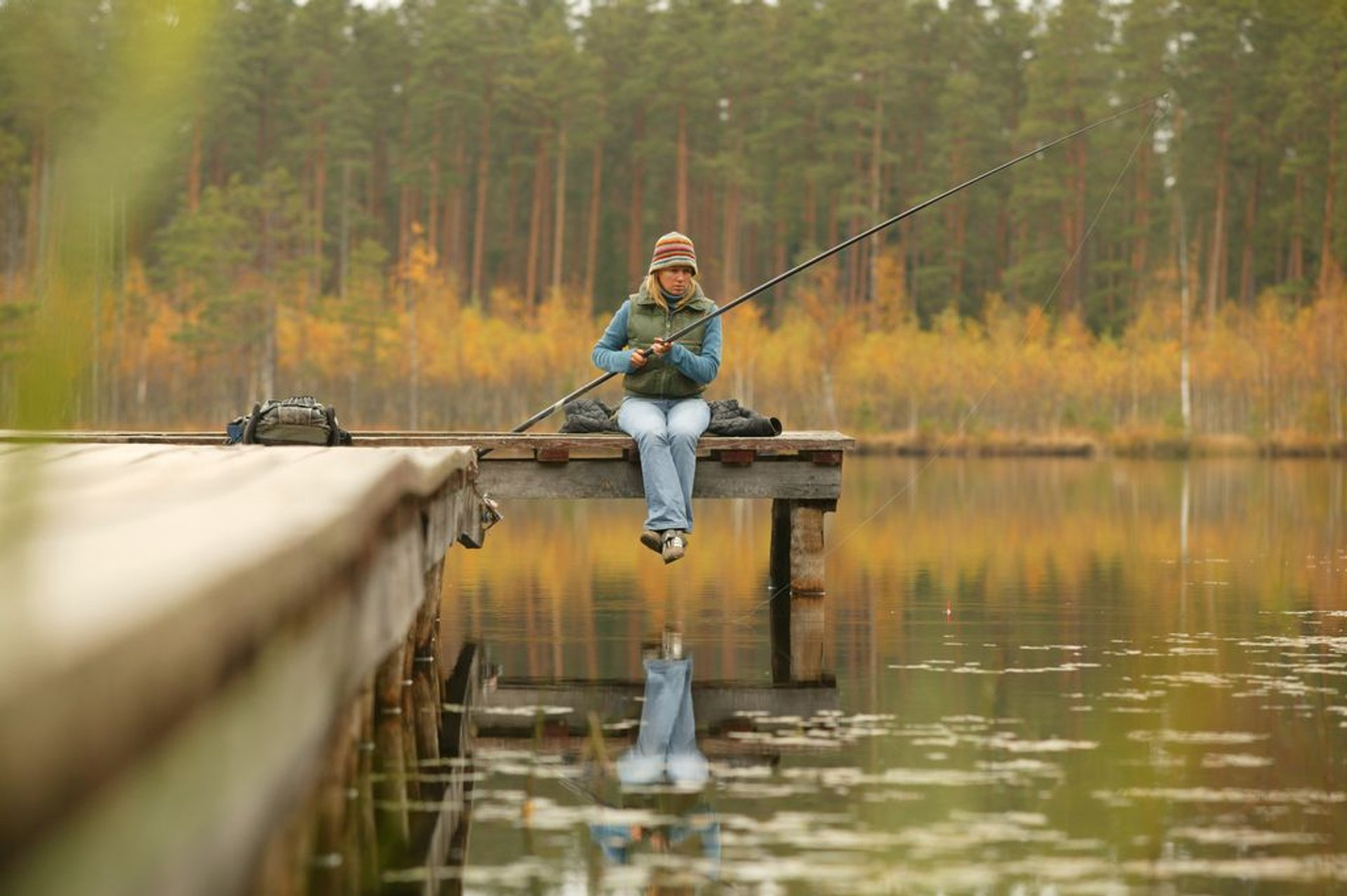 Fishing in Estonia 2019 - Best Time