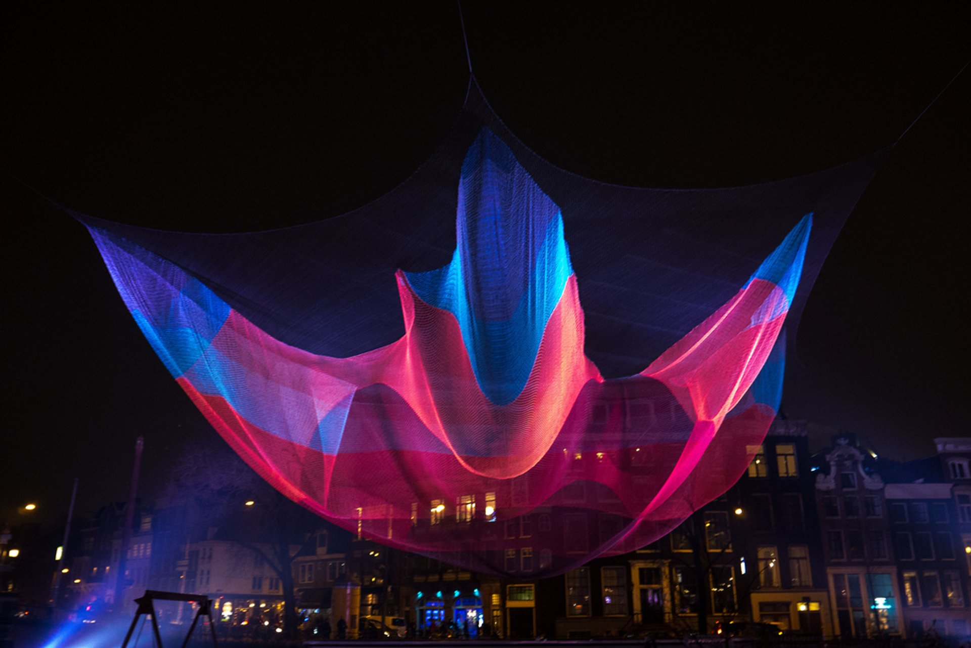 Amsterdam Light Festival in The Netherlands - Best Time