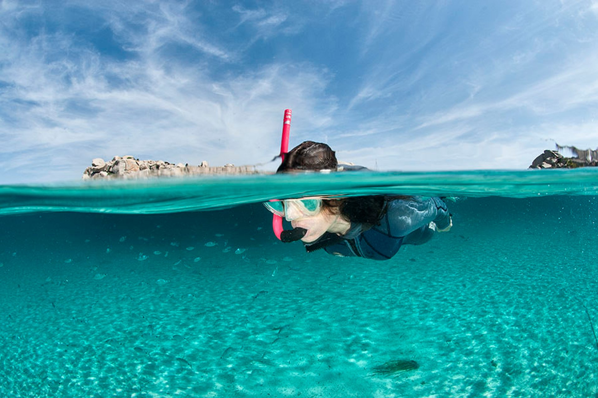 Snorkelling and Diving in Corsica 2020 - Best Time