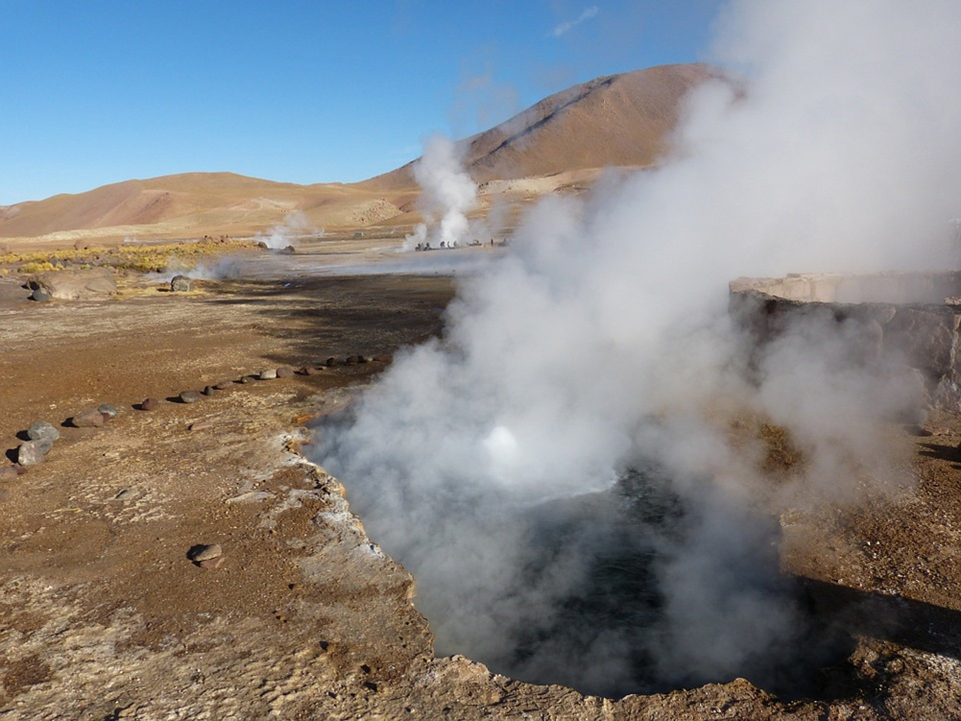 Hot Springs of the Atacama Desert in Chile - Best Season 2020
