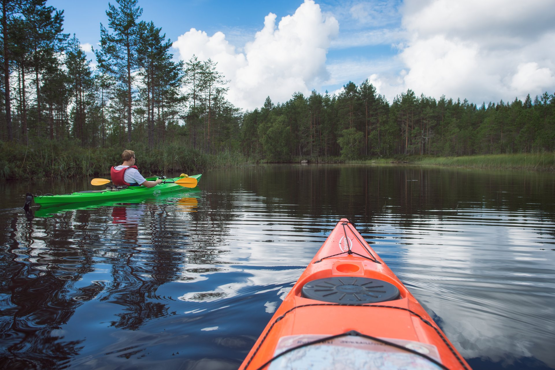 Canoeing & Kayaking in Finland 2020 - Best Time