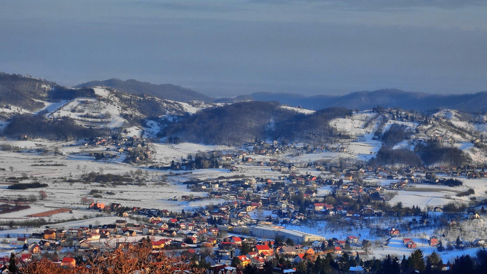 Winter in Croatia - Best Time