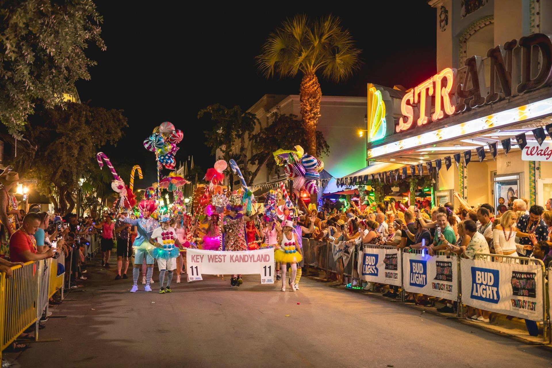 Fantasy Fest in Key West & Florida Keys - Best Season 2020