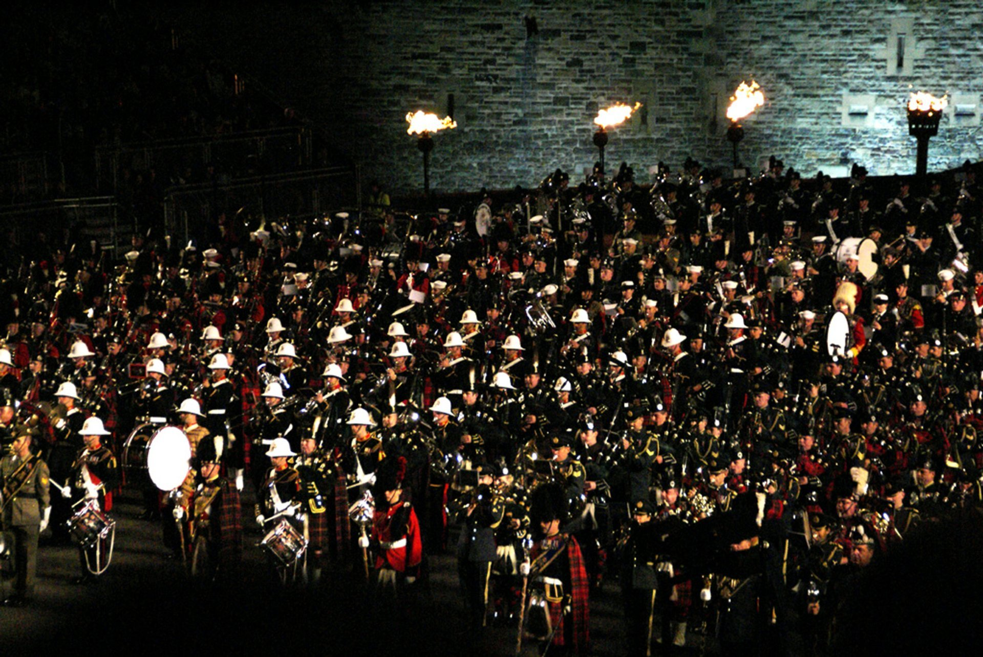 Best time for Edinburgh Military Tattoo in Edinburgh 2020