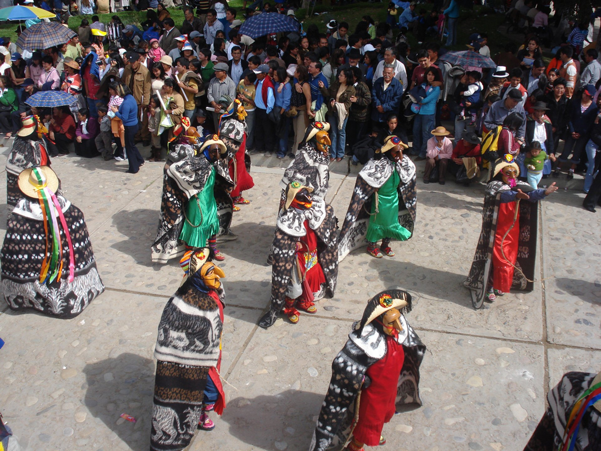 Ritual Dance Huaconada in Peru 2019 - Best Time