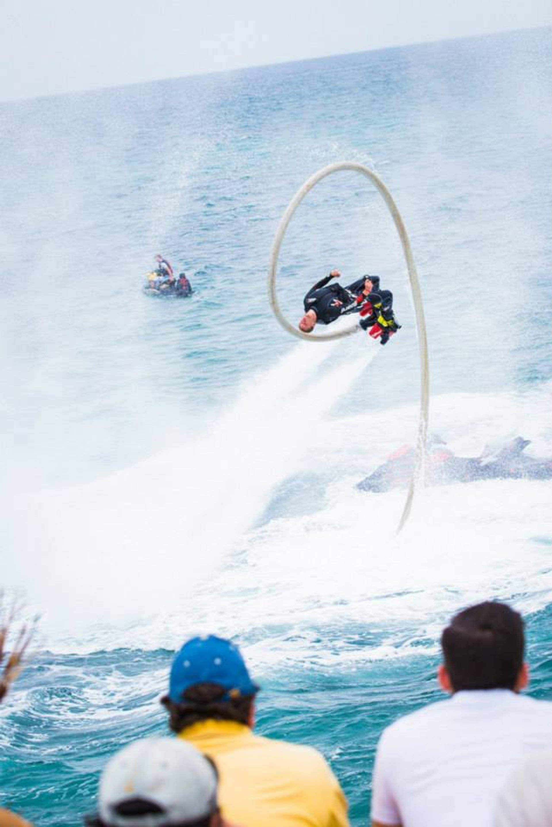Best time for Flyboarding with Dreamboats in Ibiza 2020