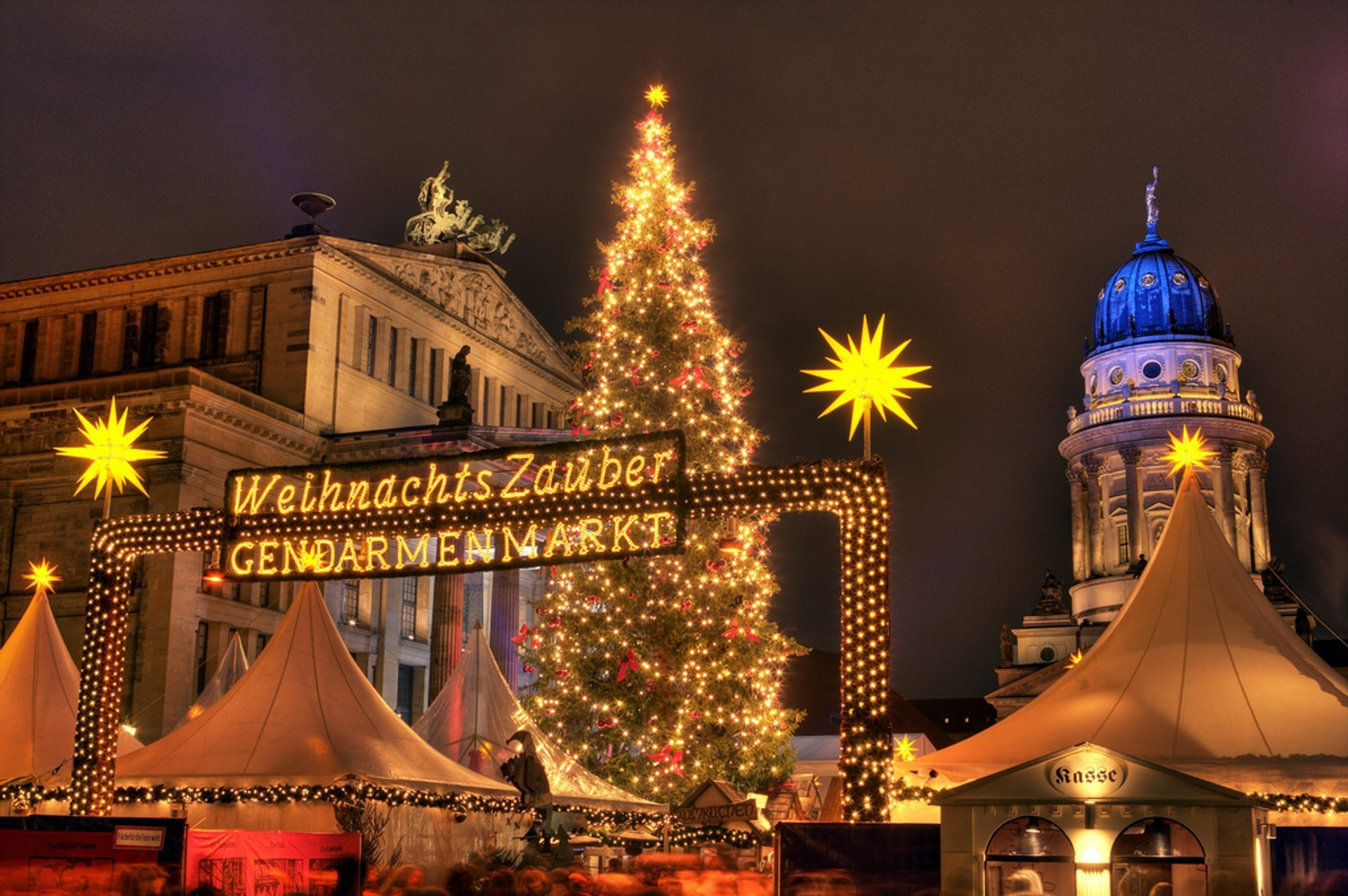 Christmas Markets In Germany 2019.Christmas Markets 2019 2020 In Berlin Dates Map
