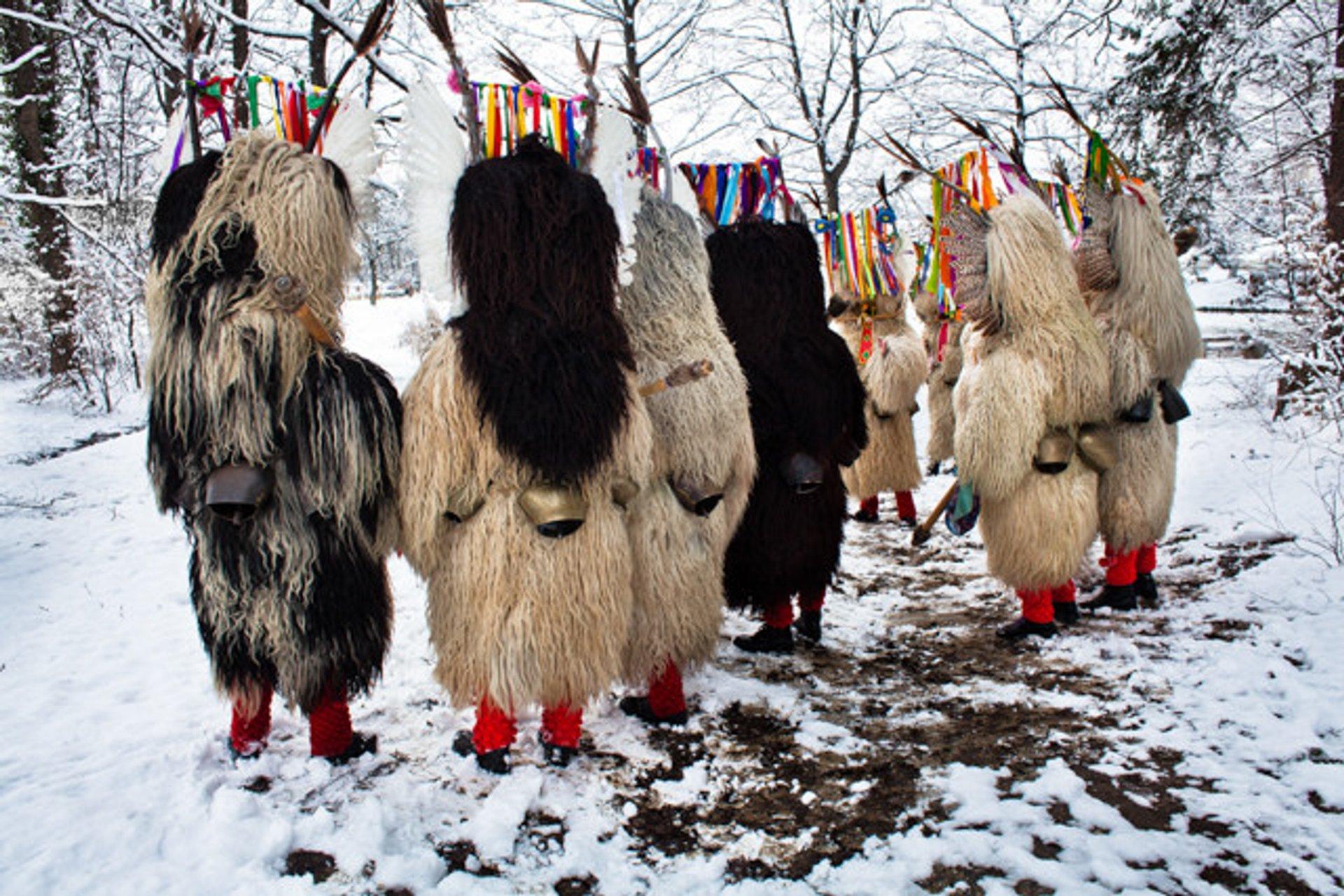 Pust Carnival in Cerknica in Slovenia - Best Season 2020