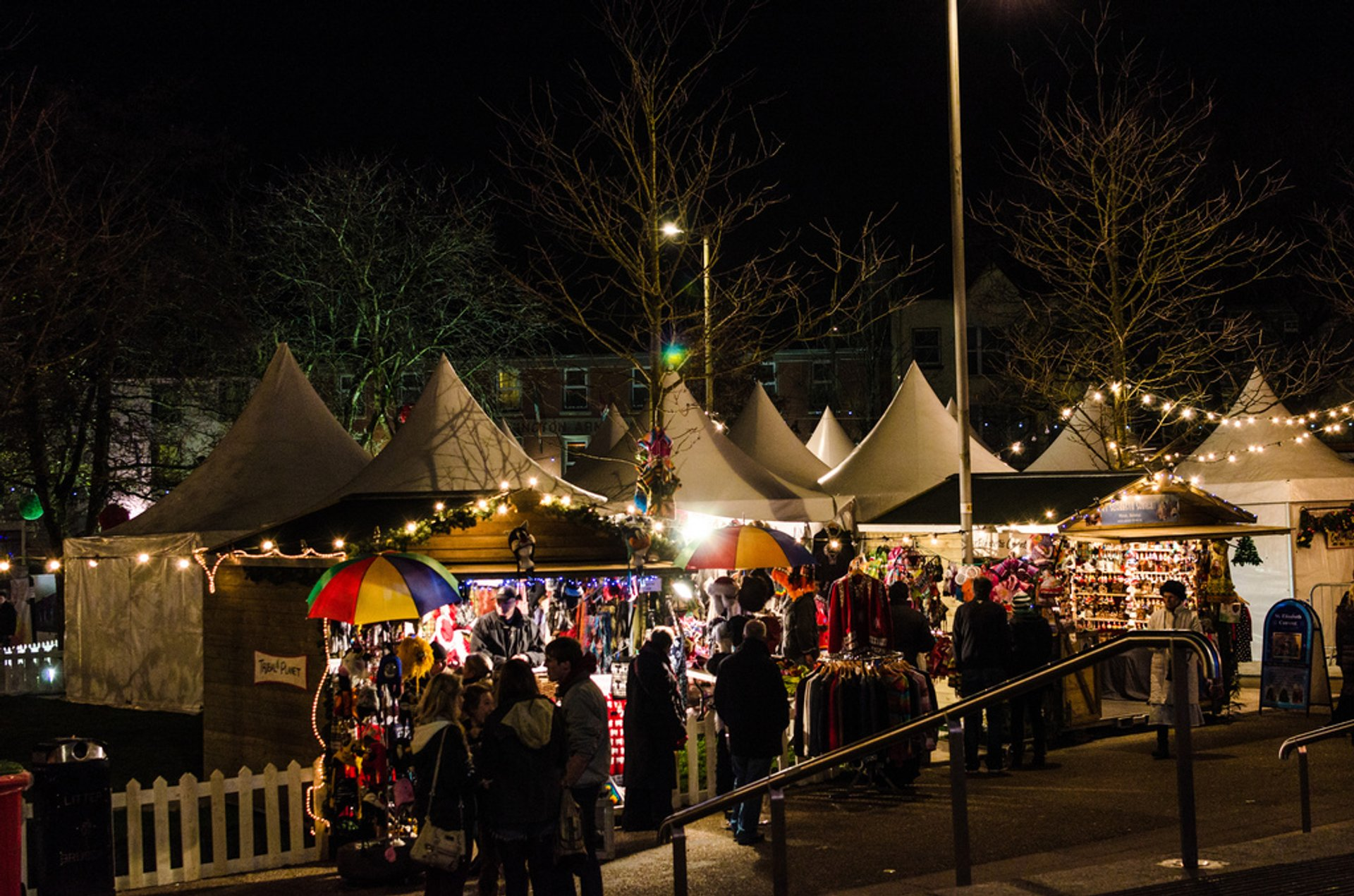 Christmas Market, Galway 2019