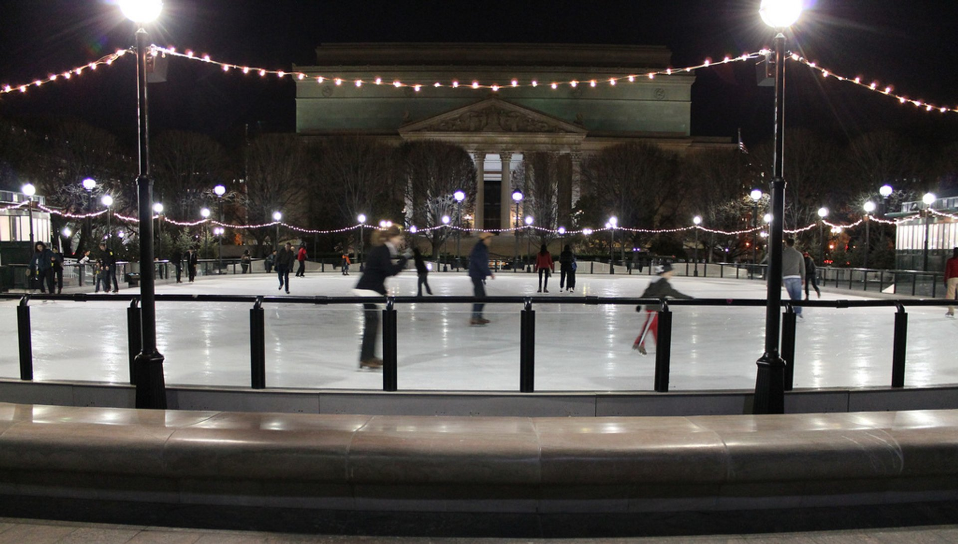 Ice Skating in Washington, D.C. 2020 - Best Time