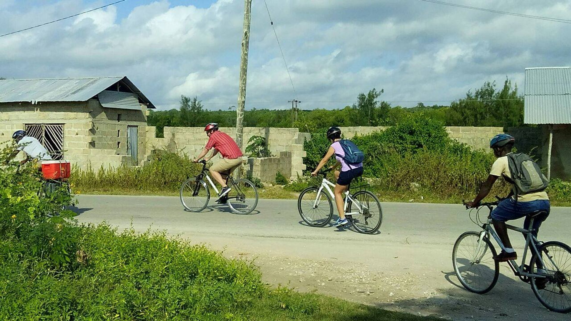 Best time for Cycling in Zanzibar 2019