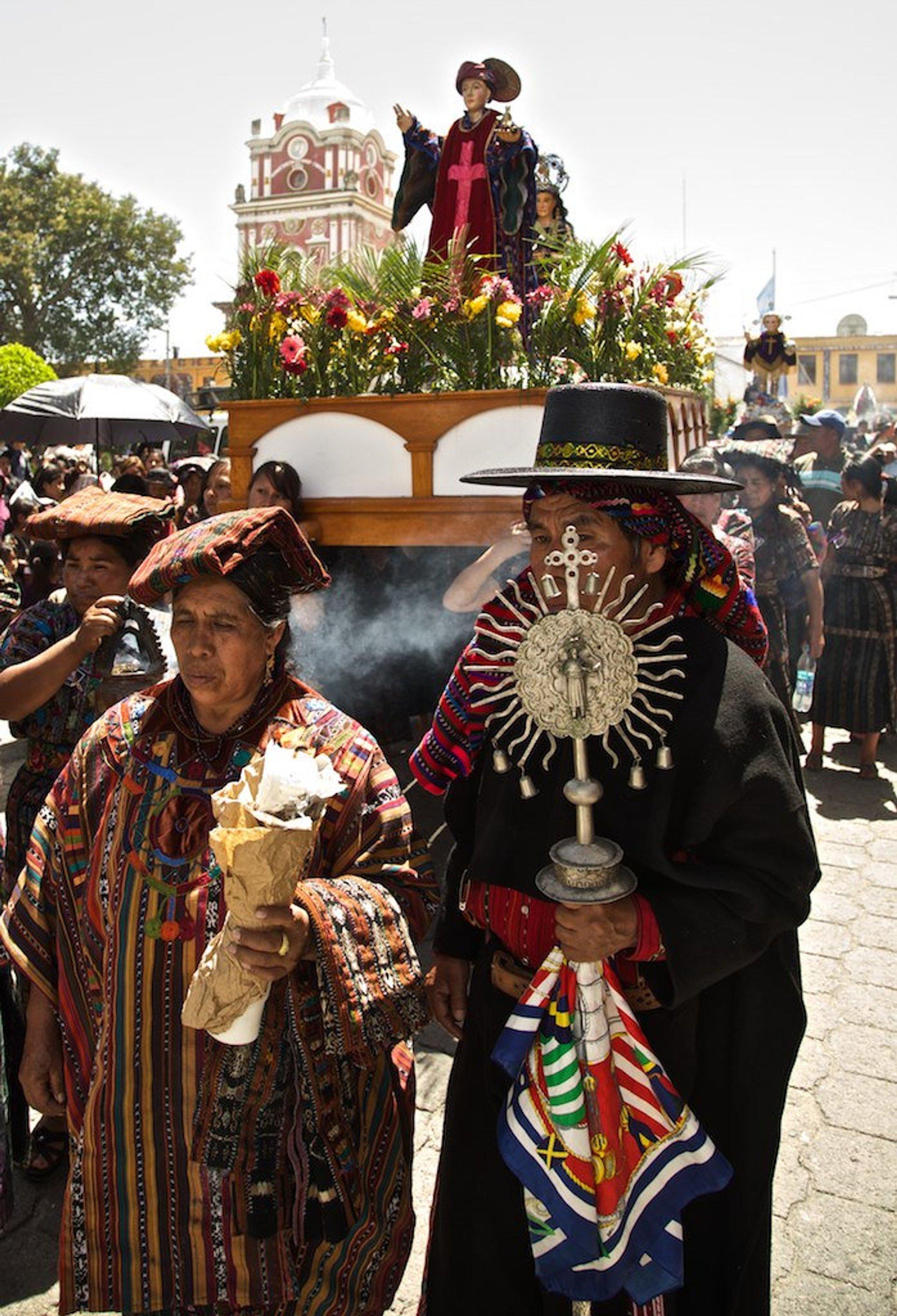 Día de la Asunción in Guatemala - Best Season 2020