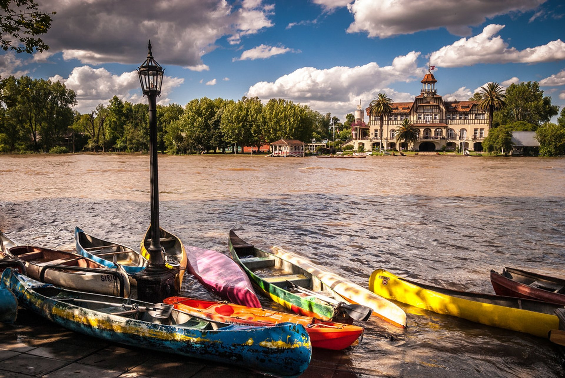 Getaway to Tigre in Buenos Aires 2019 - Best Time