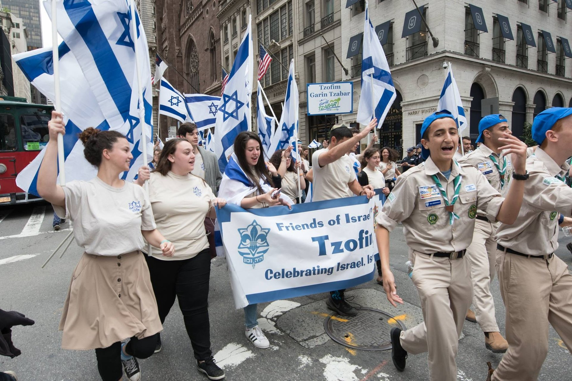 Celebrate Israel Parade in New York - Best Season 2020