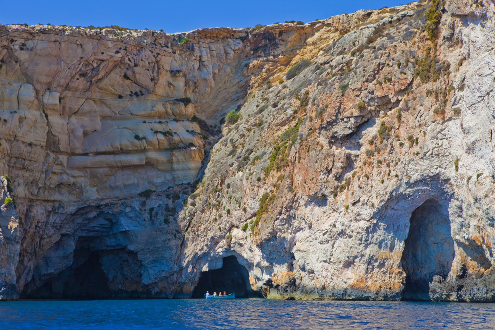 Blue Grotto Off-Season in Malta - Best Season 2019
