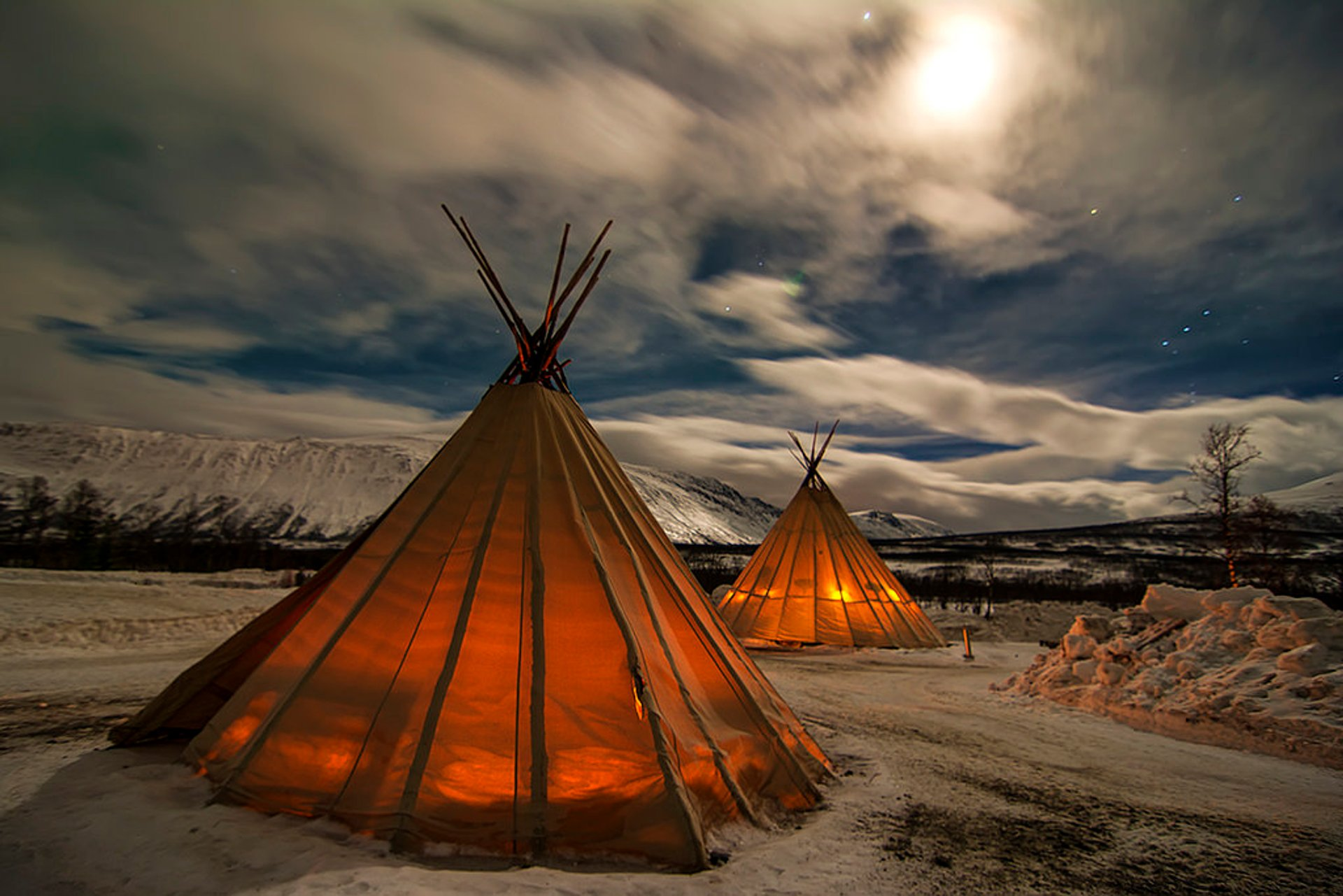 Best time for Reindeer Sledding and Sami Culture in Norway