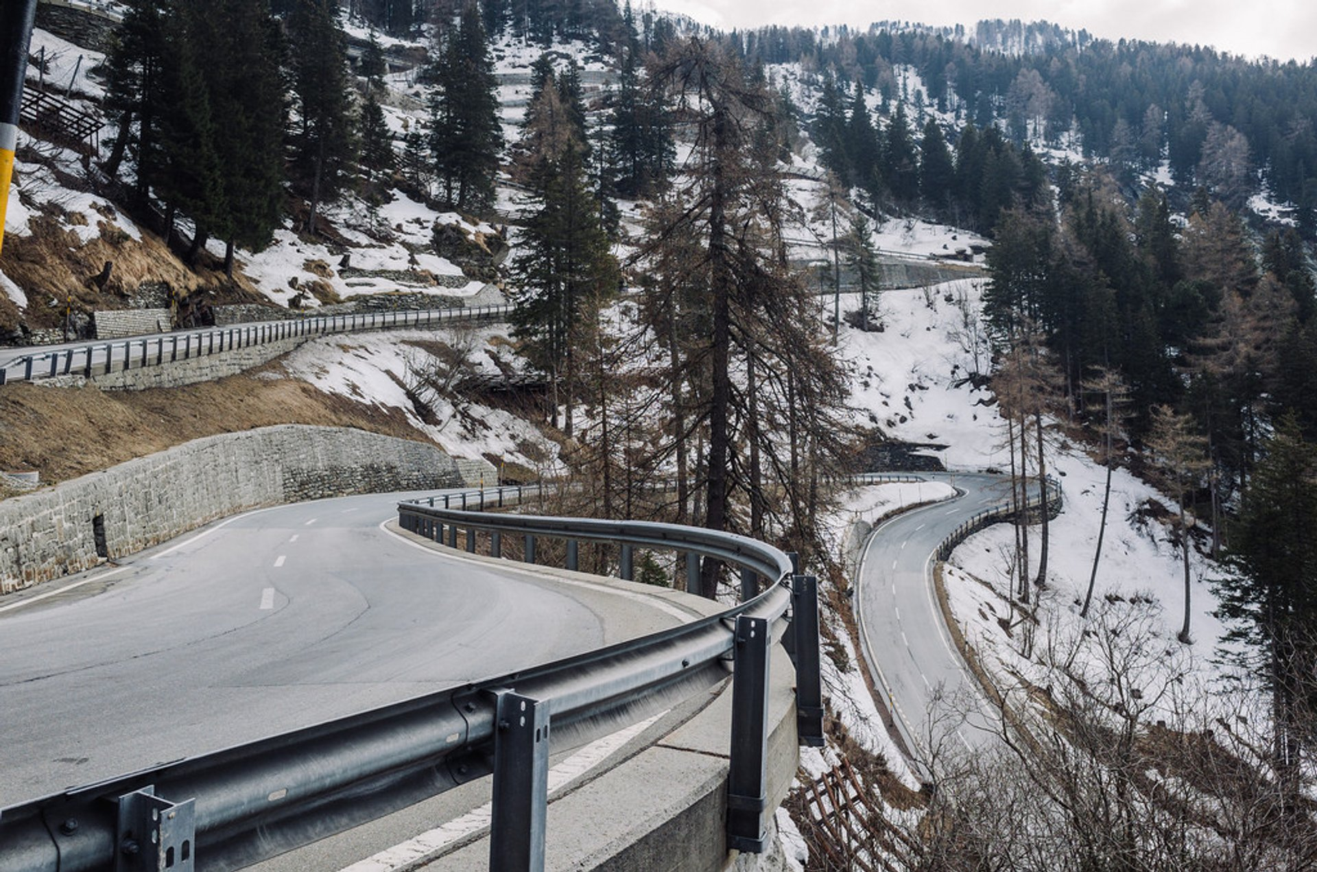 Maloja Pass in Switzerland 2019 - Best Time