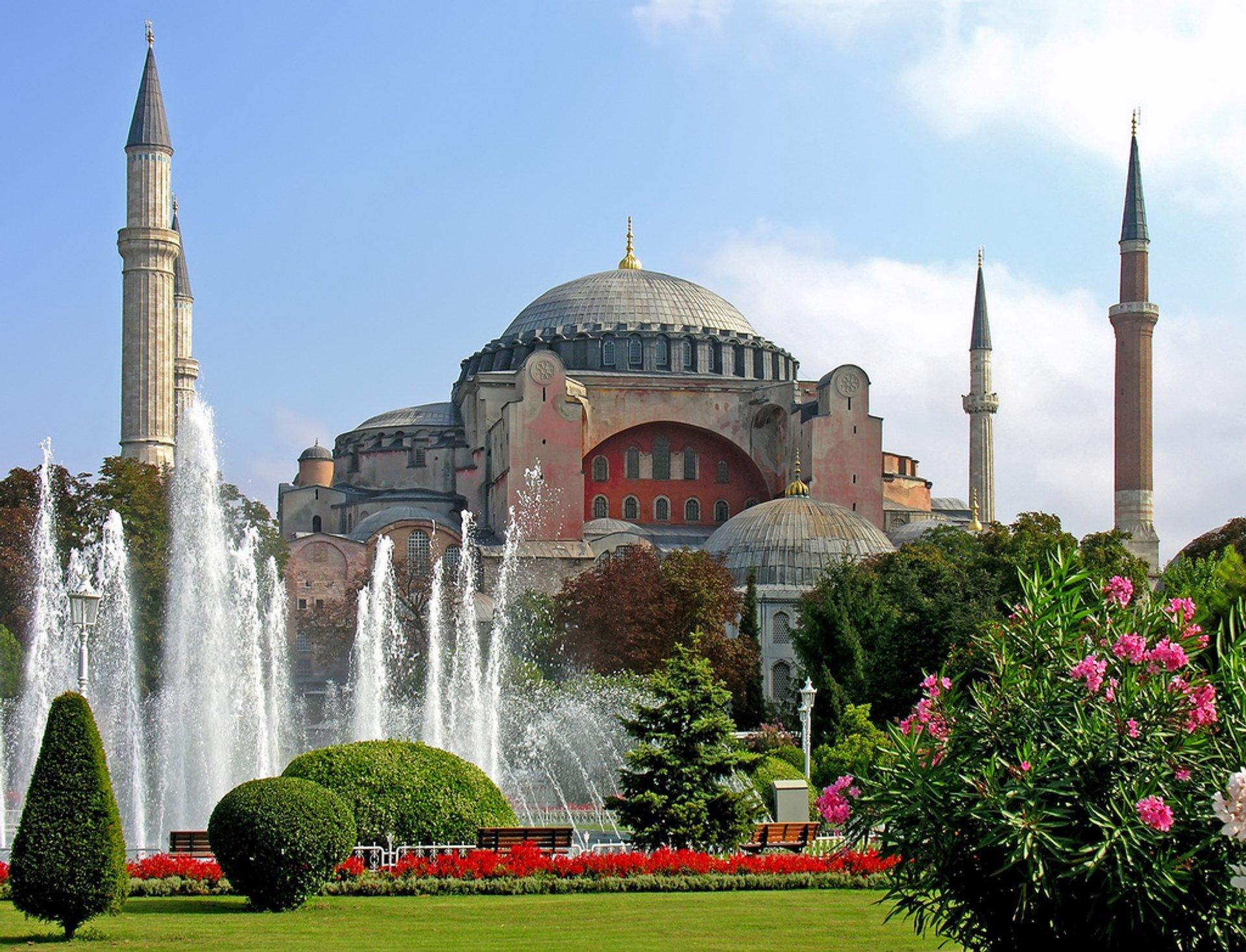 Hagia Sophia 2020