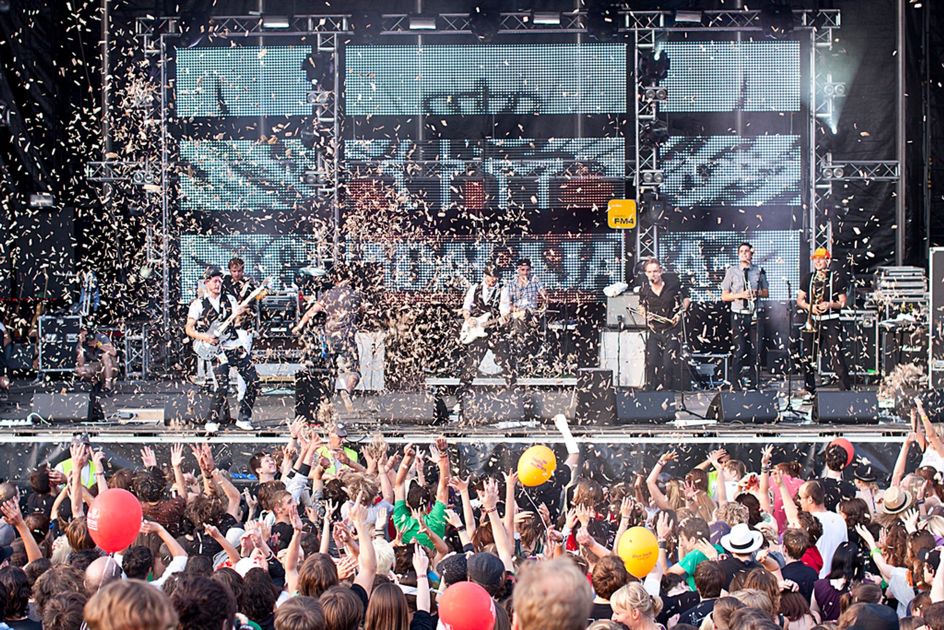 Donauinselfest (Danube Island Festival) in Vienna 2020 - Best Time