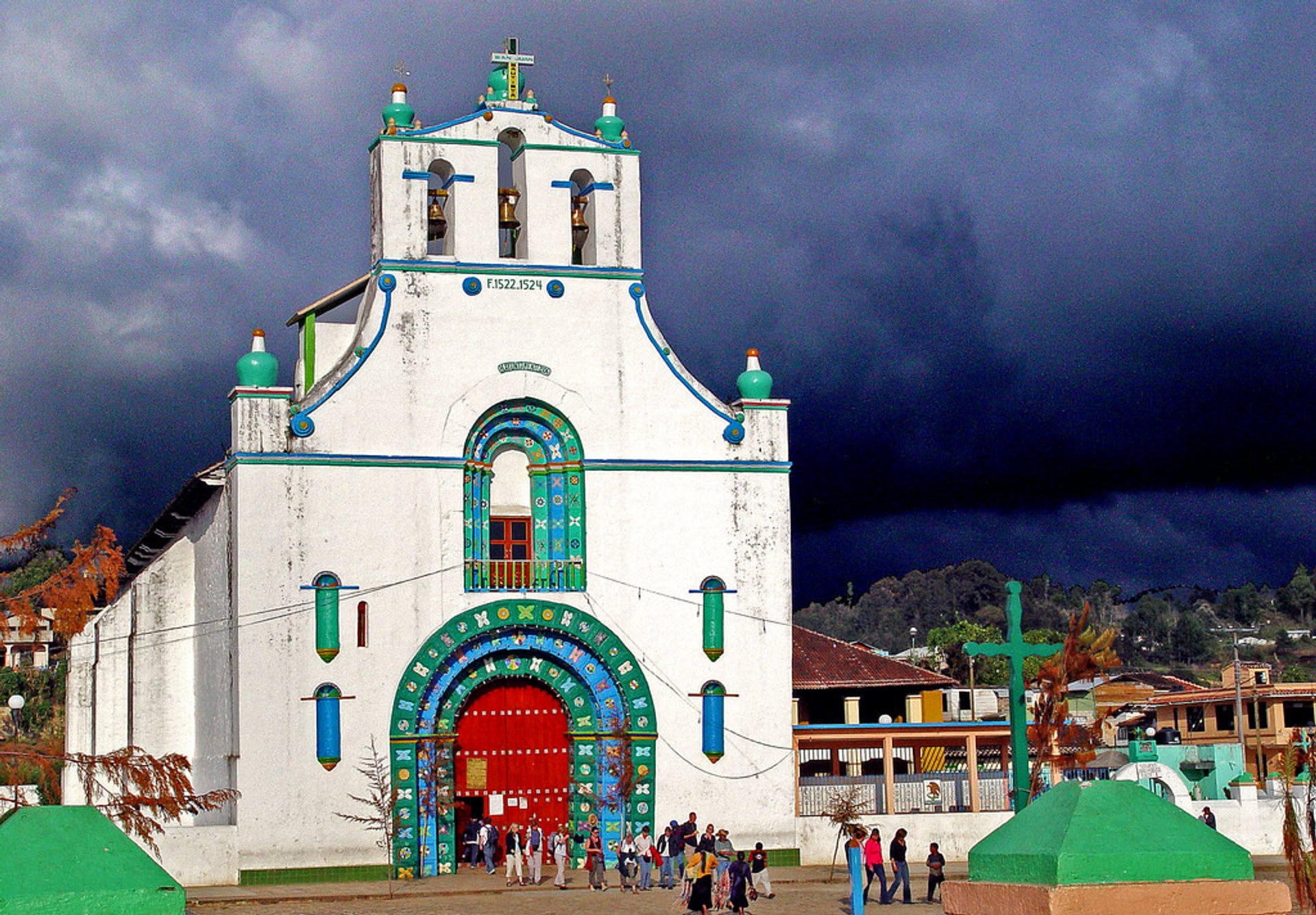 Best time to see Iglesia de San Juan in Mexico 2020