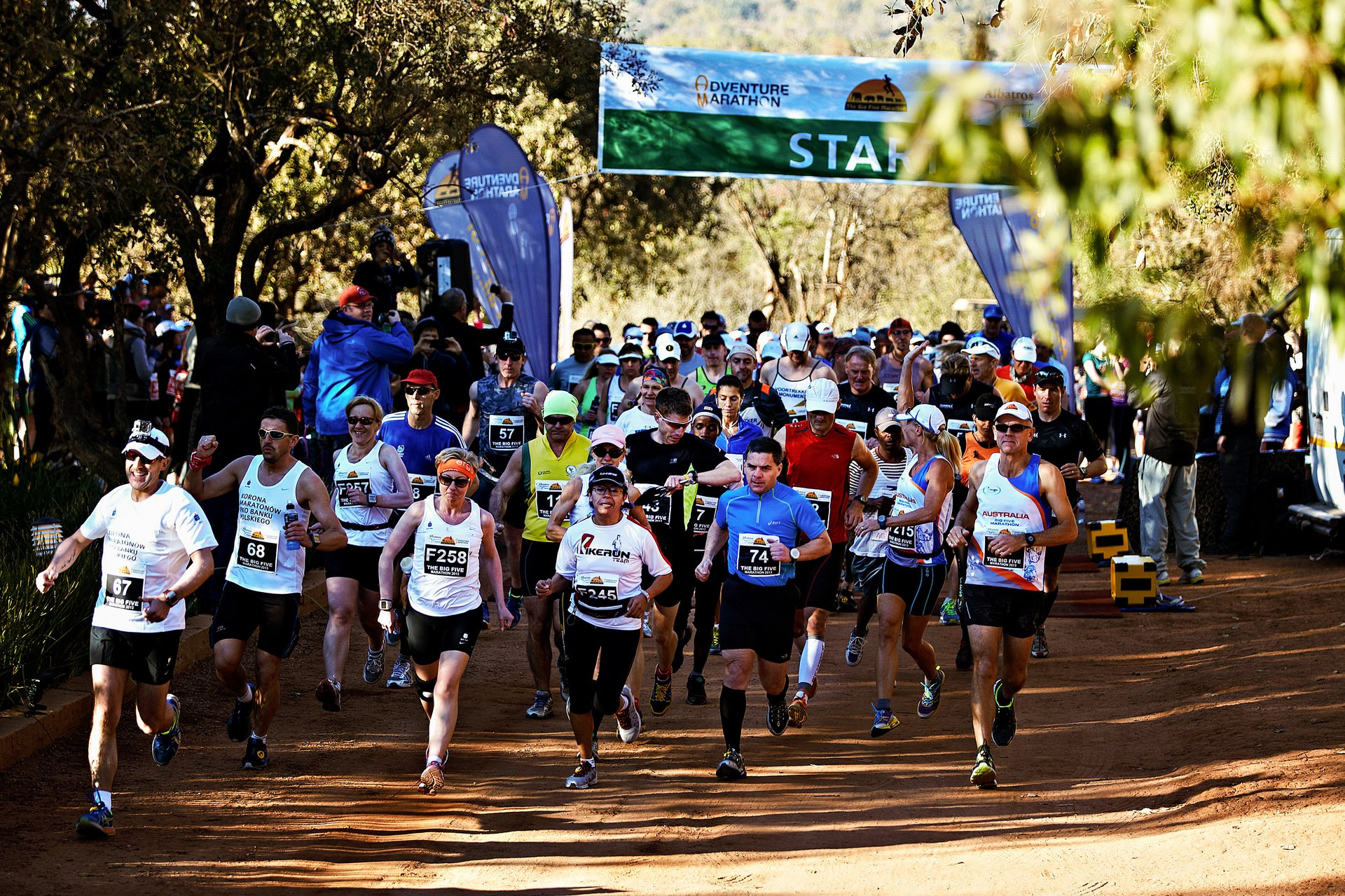 Big Five Marathon in South Africa 2019 - Best Time