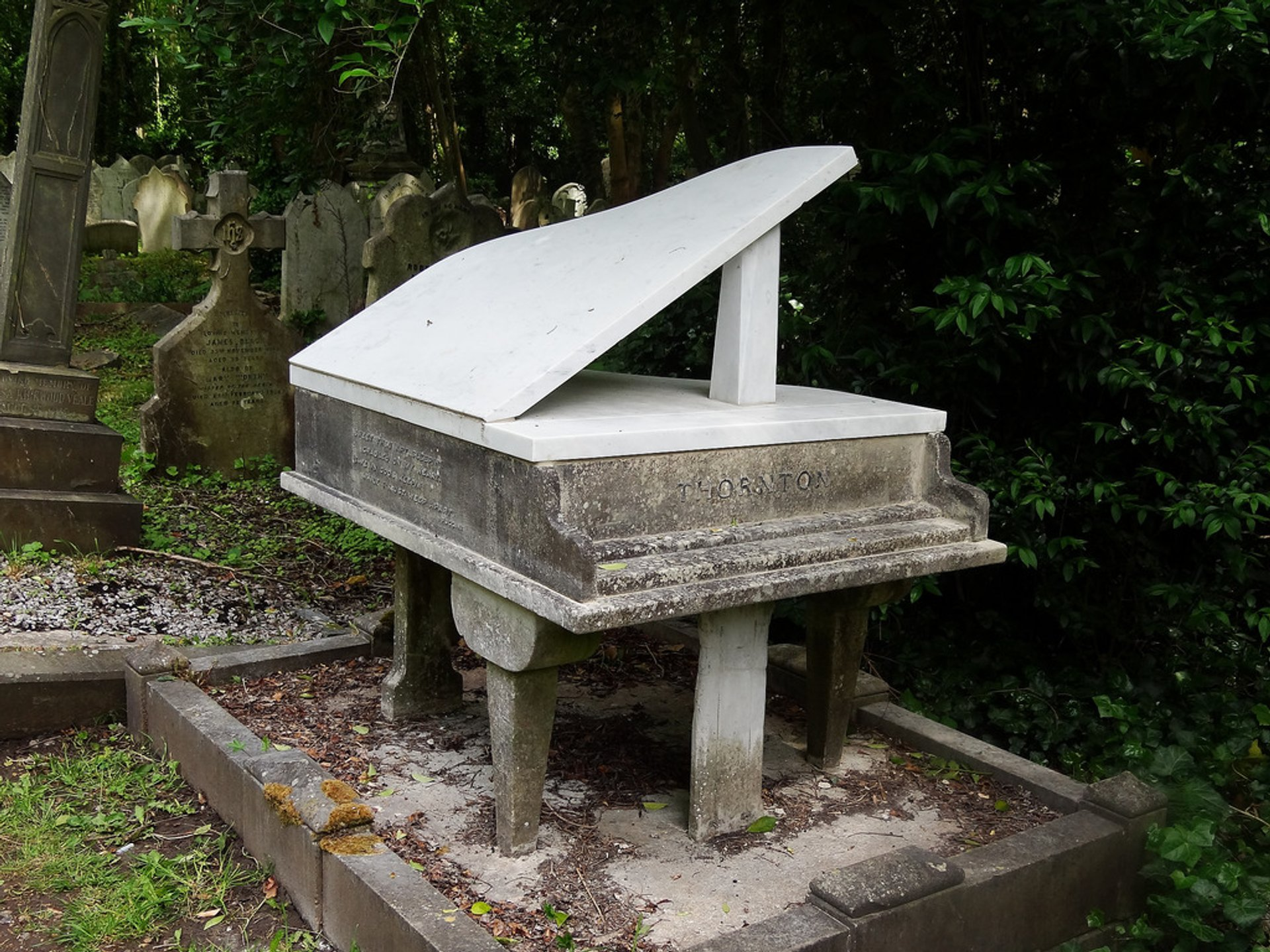 Best time to see Highgate Cemetery in London 2020