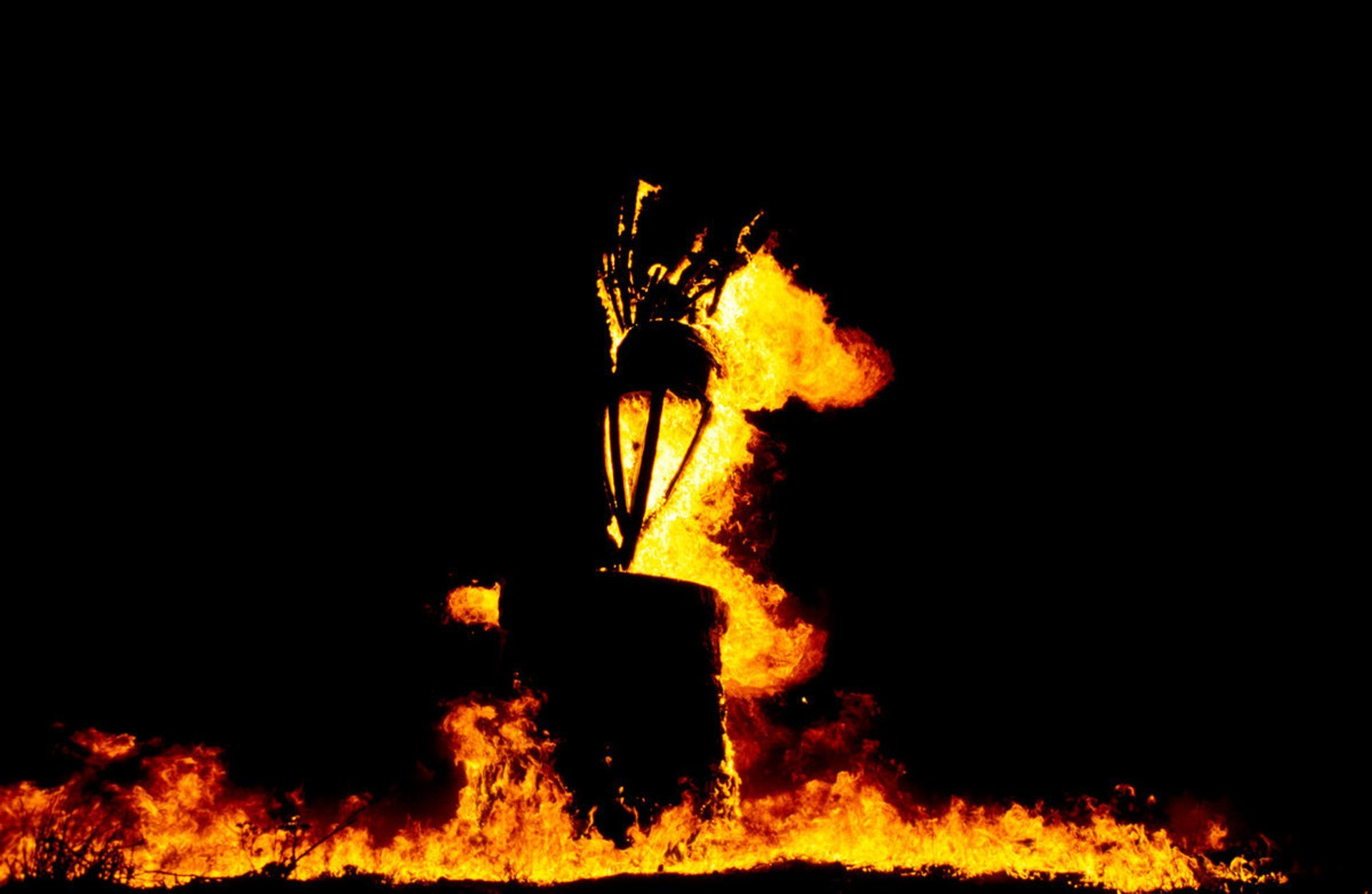 Burning of the Clavie in Scotland - Best Season 2020