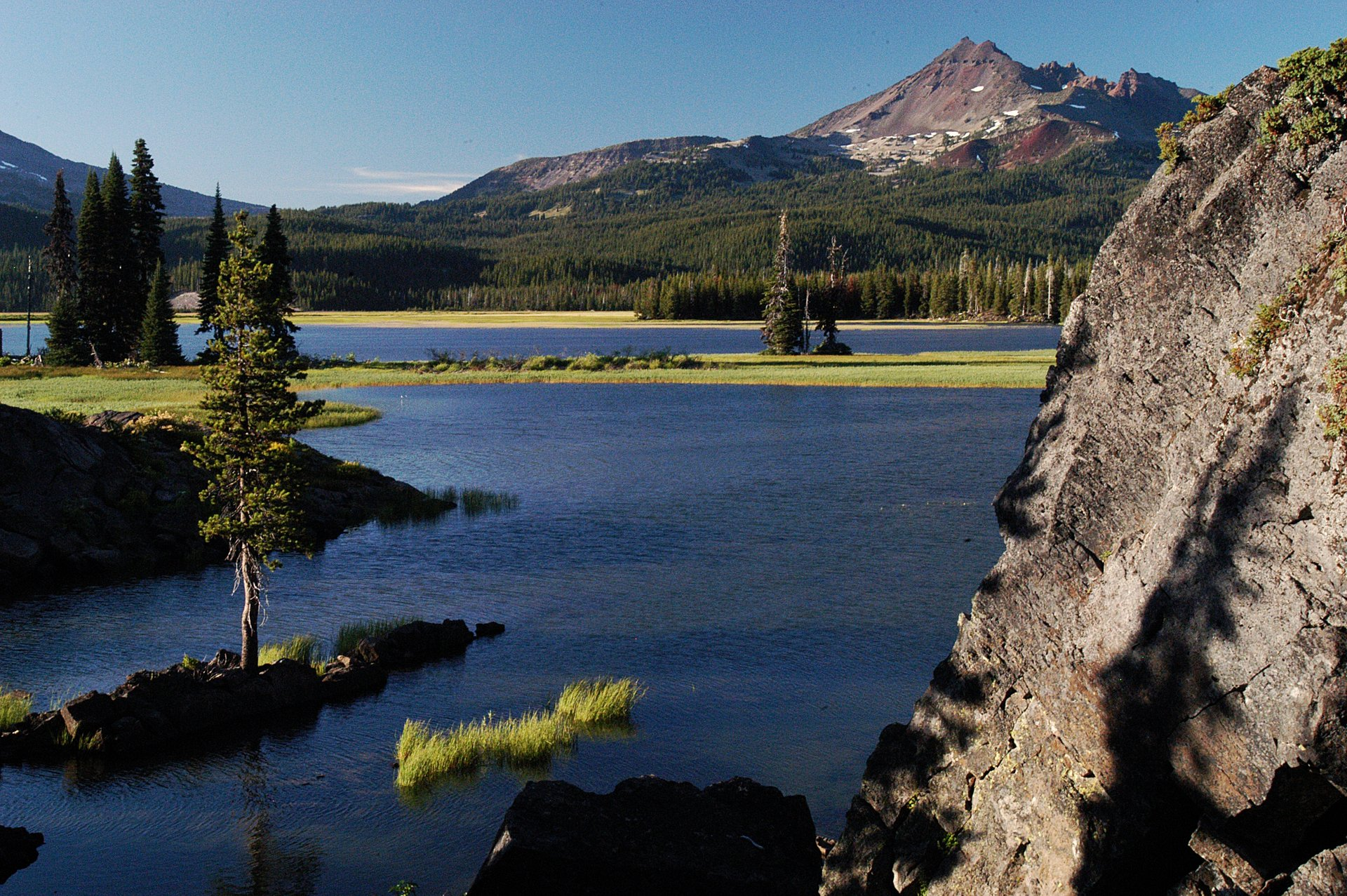 Sparks Lake in Oregon - Best Season 2020